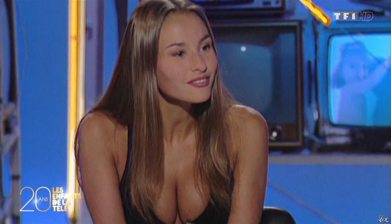 Vanessa Demouy dans les 20 Ans des Enfants de la Télé. Diffusé à la télévision le 27/06/15.