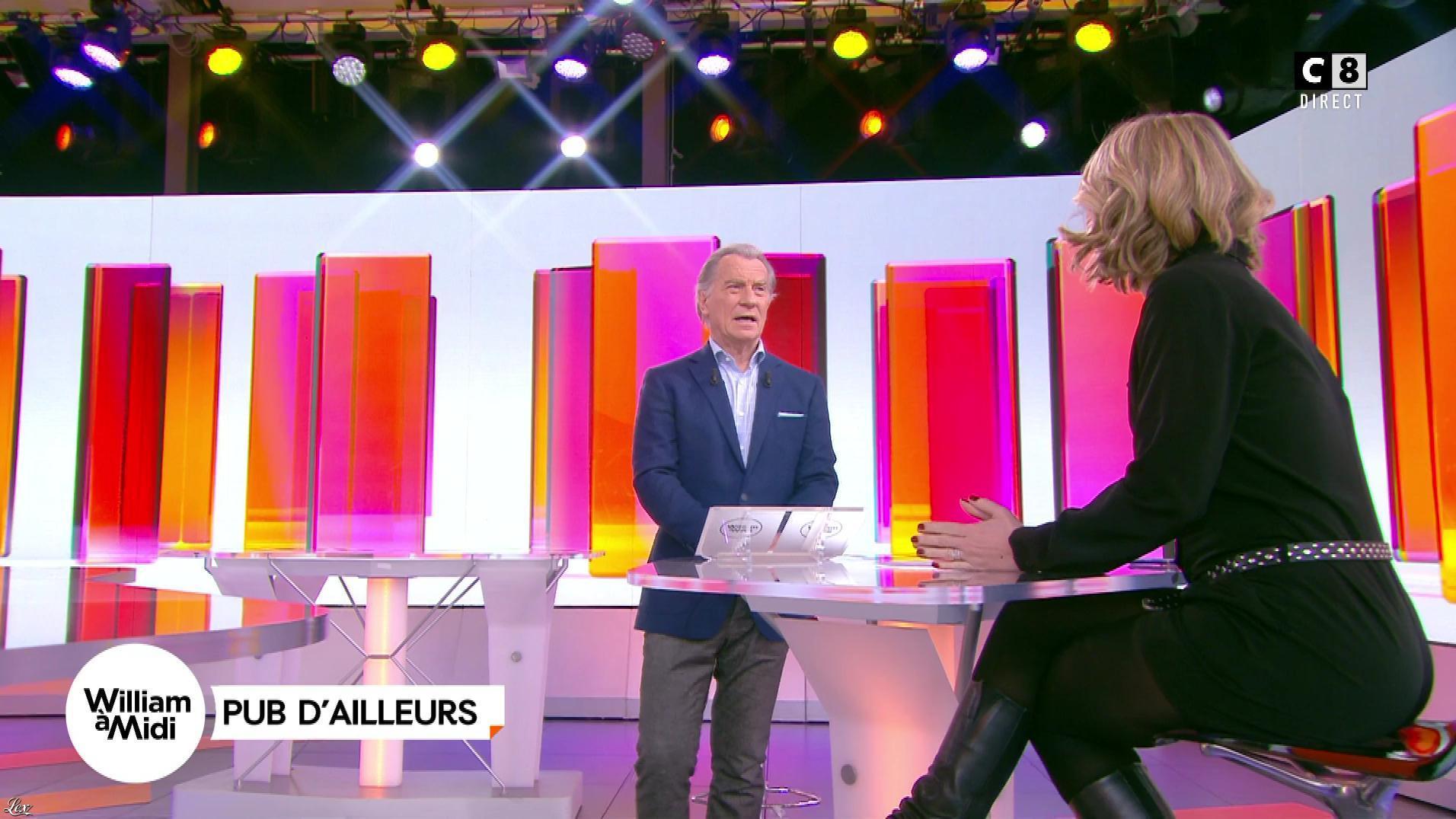Caroline Delage dans William à Midi. Diffusé à la télévision le 13/02/18.