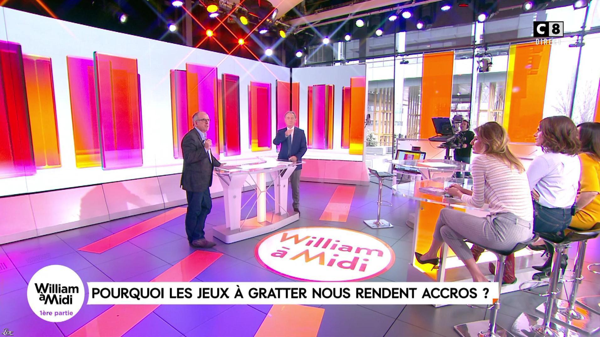 Caroline Ithurbide dans William à Midi. Diffusé à la télévision le 30/01/18.