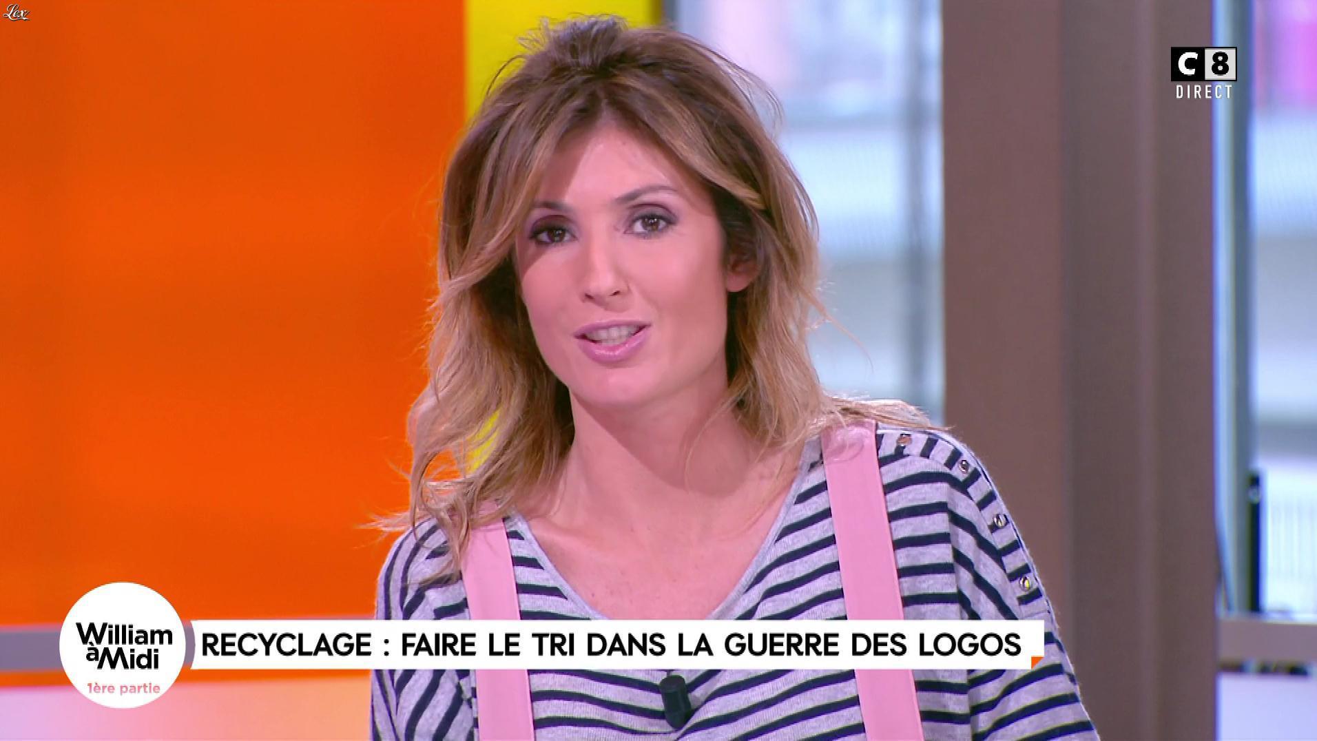 Caroline Ithurbide dans William à Midi. Diffusé à la télévision le 31/01/18.
