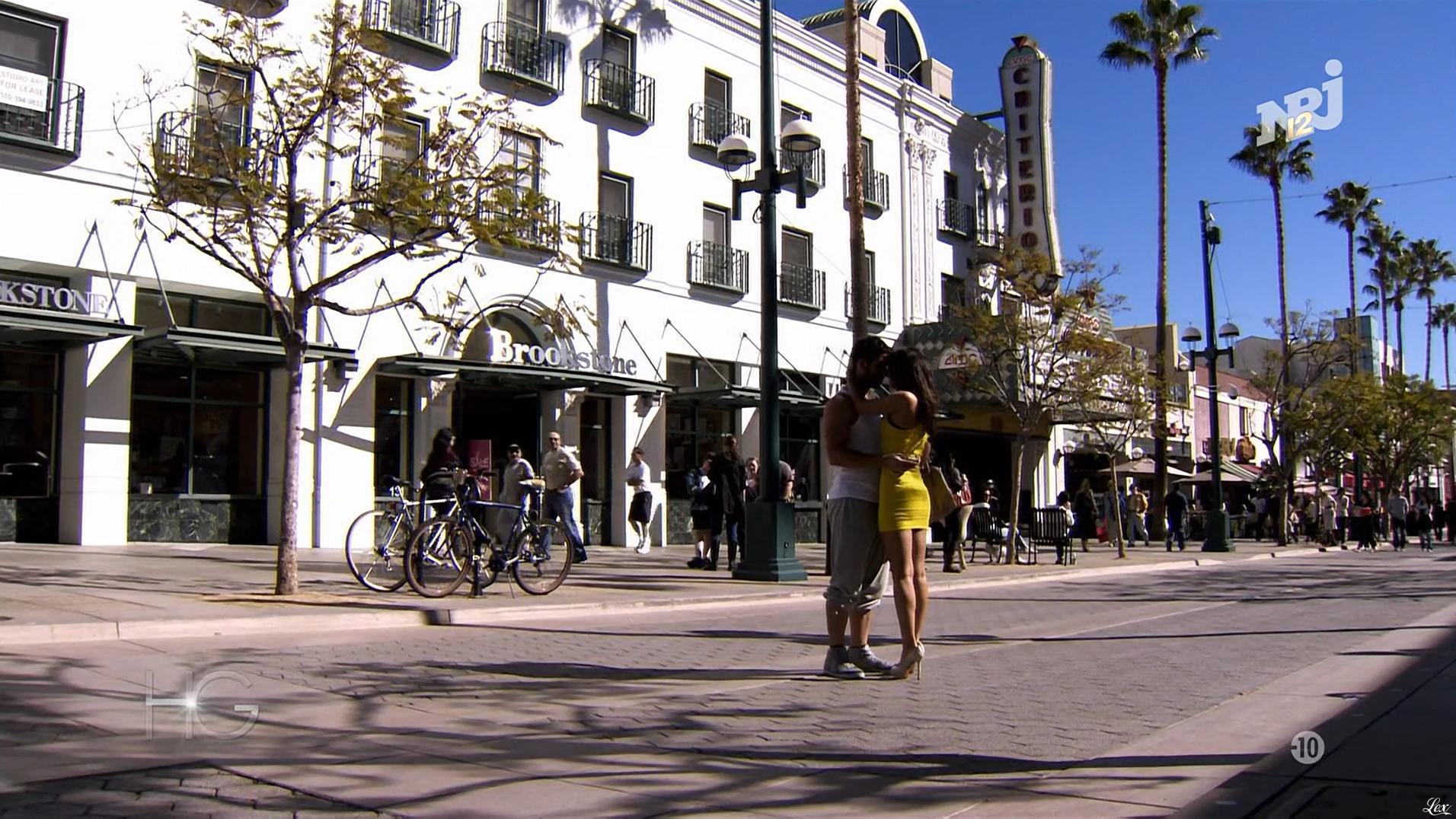 Laura Coll dans Hollywood Girls. Diffusé à la télévision le 24/11/17.