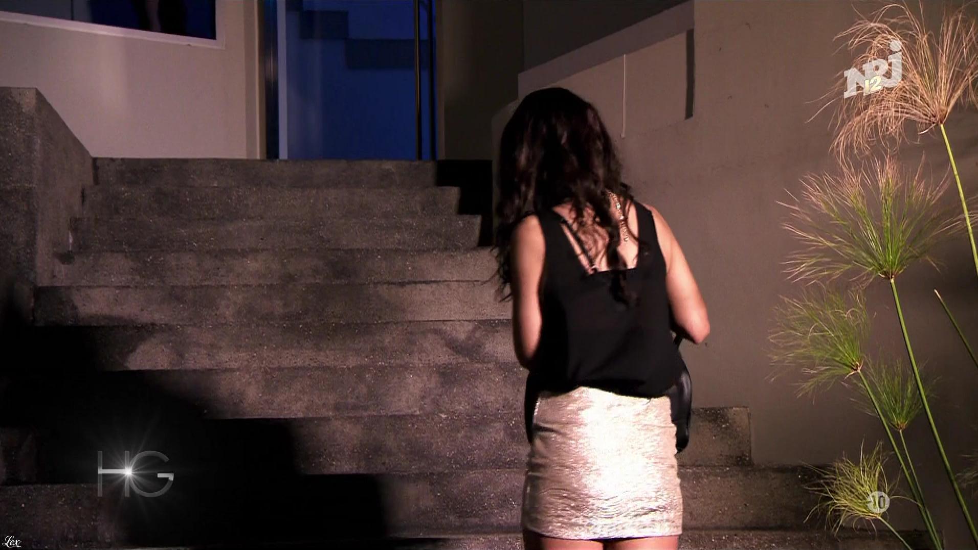 Laura Coll dans Hollywood Girls. Diffusé à la télévision le 27/11/17.