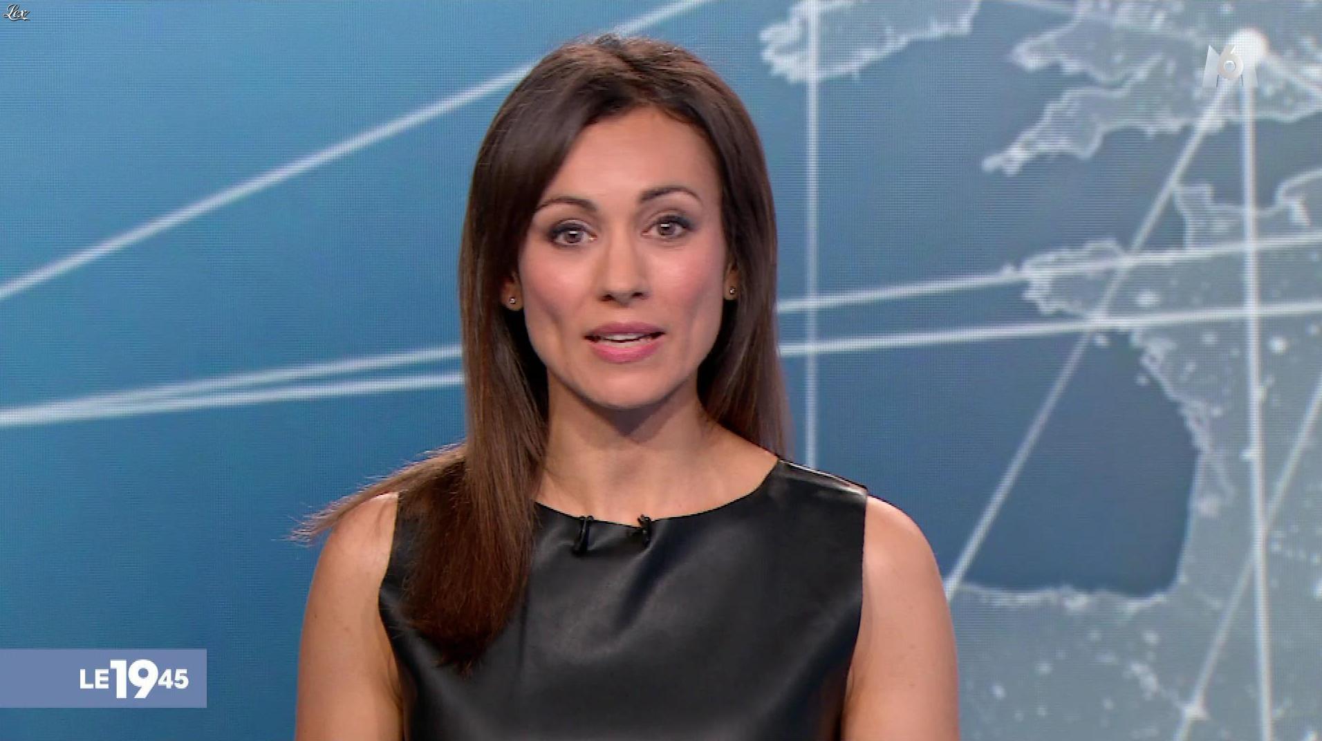 Marie-Ange Casalta dans le 19-45. Diffusé à la télévision le 12/05/18.