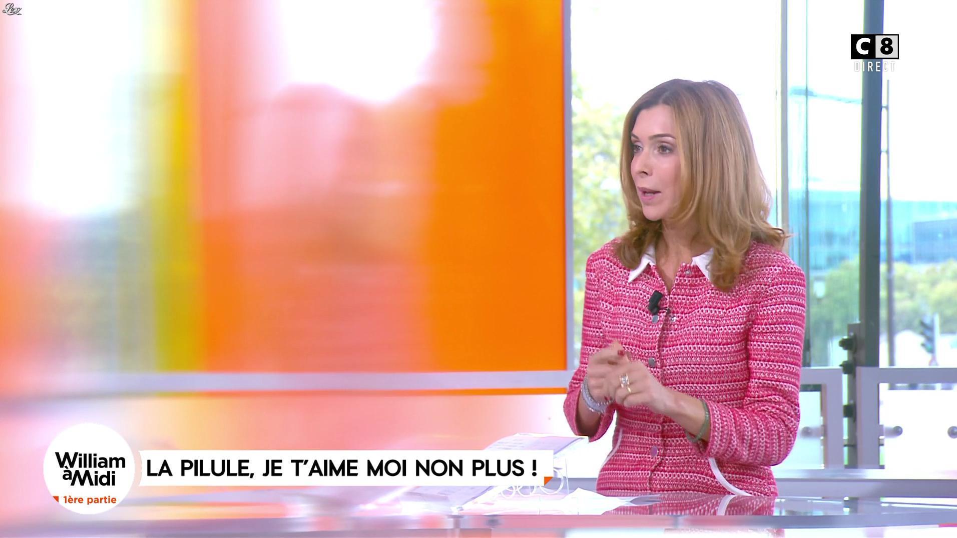 Véronique Mounier dans William à Midi. Diffusé à la télévision le 05/10/17.