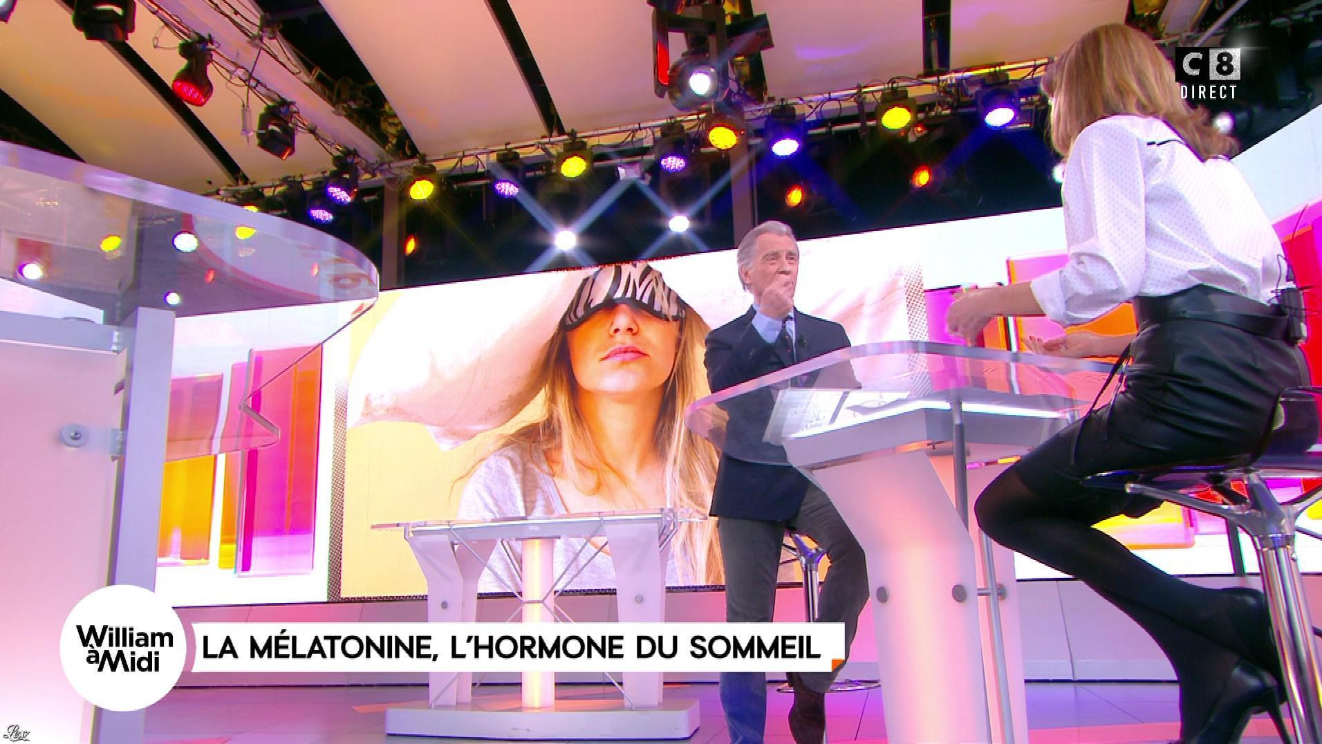 Véronique Mounier dans William à Midi. Diffusé à la télévision le 20/12/17.
