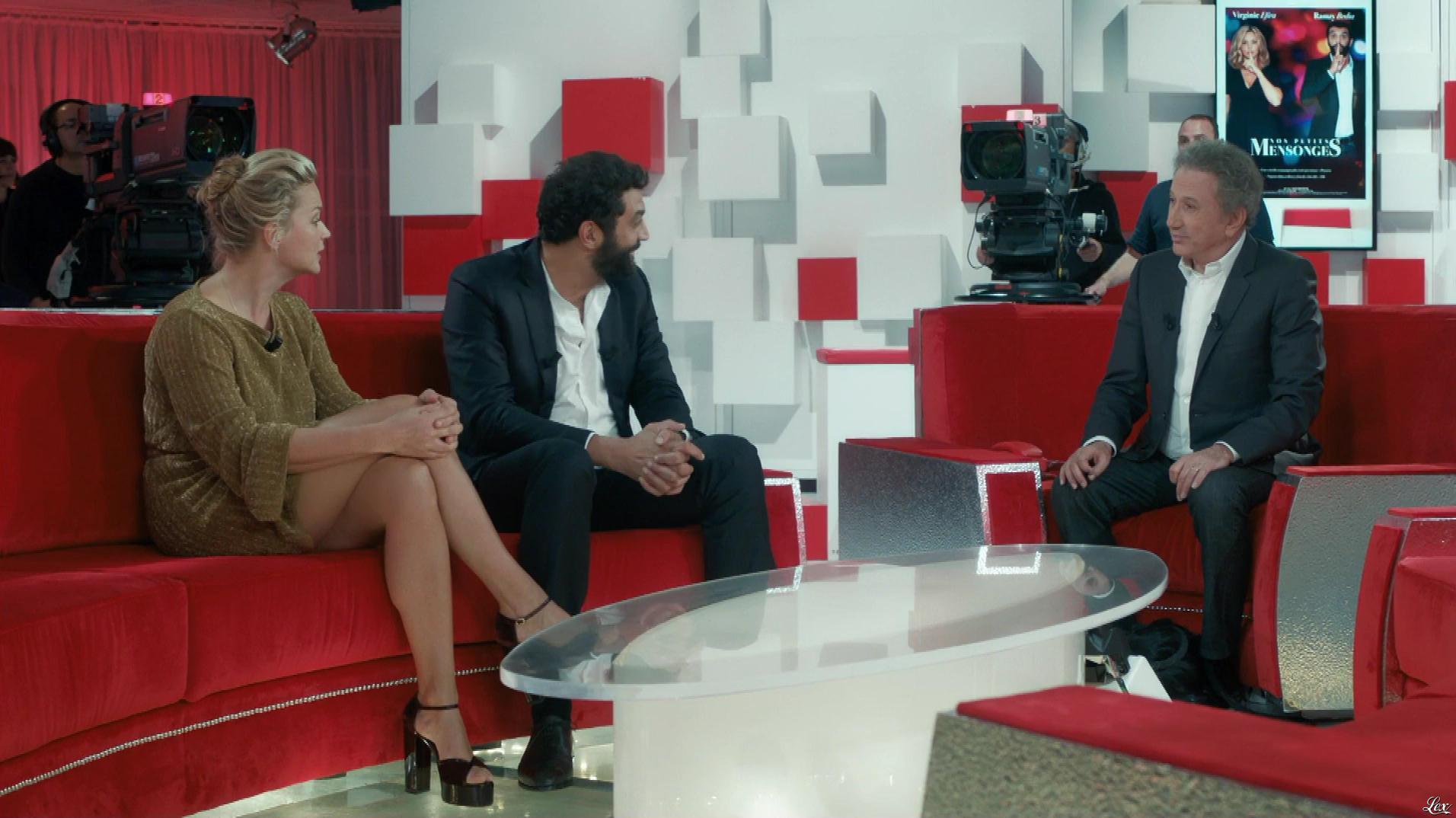 Virginie Efira dans Dix pour Cent. Diffusé à la télévision le 19/04/17.