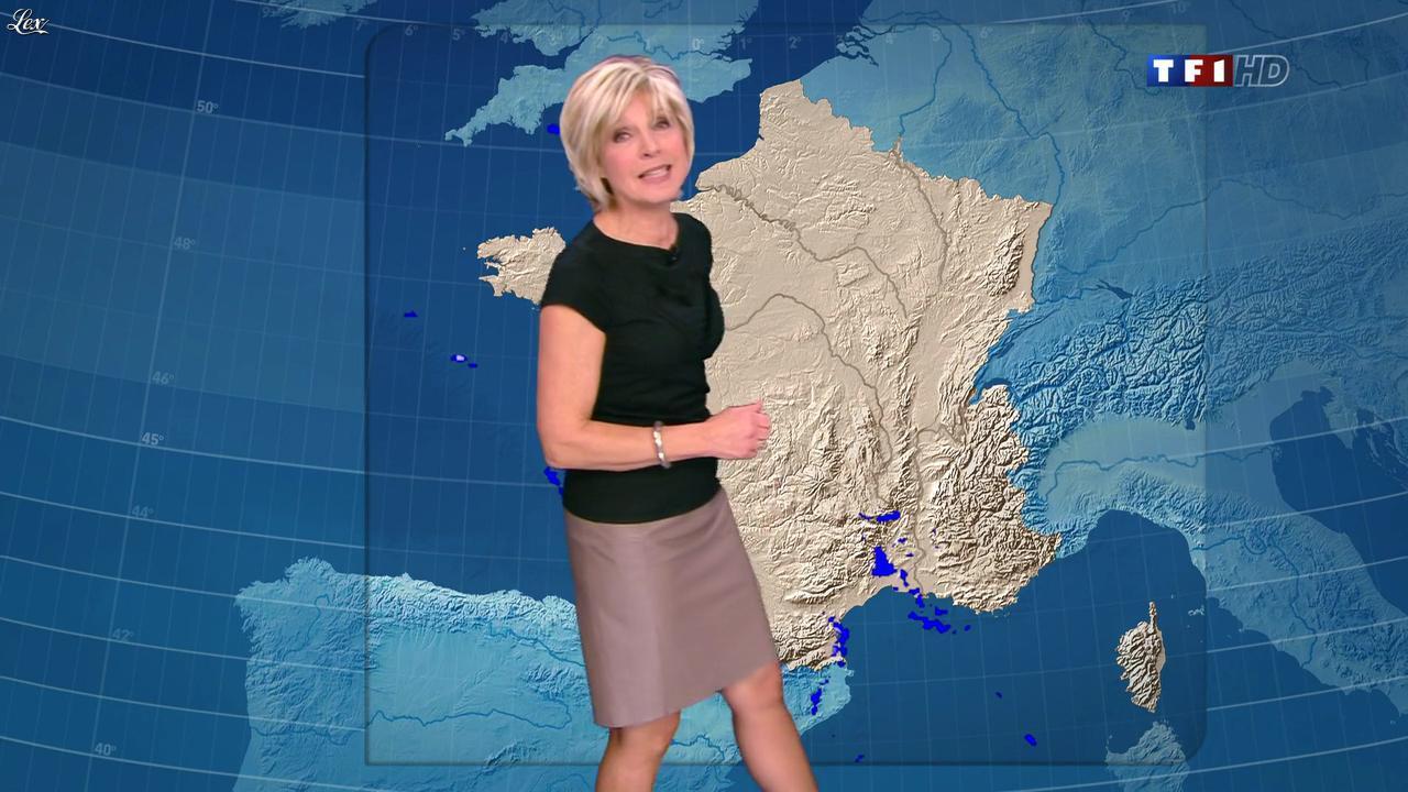 Evelyne dh liat dans la meteo de 13h 15 11 11 04 - Age evelyne dheliat meteo ...