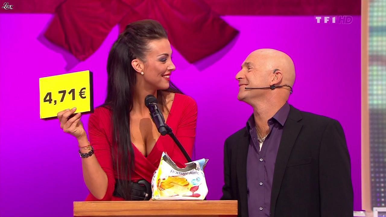 Fanny Veyrac et Les Gafettes dans le Juste Prix. Diffusé à la télévision le 06/10/11.