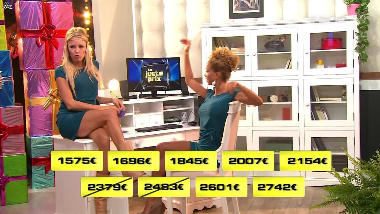 Les Gafettes dans le Juste Prix. Diffusé à la télévision le 30/09/11.