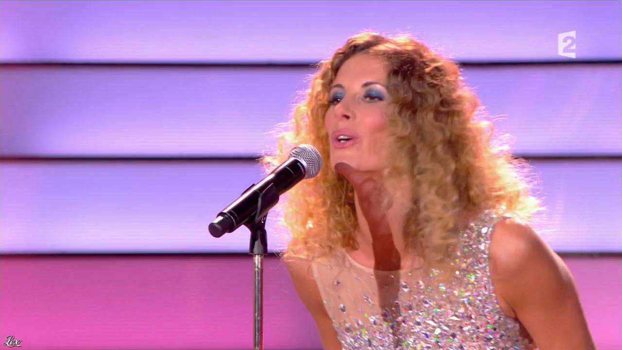 Sophie Thalmann dans Simplement Pour un Soir. Diffusé à la télévision le 30/03/13.
