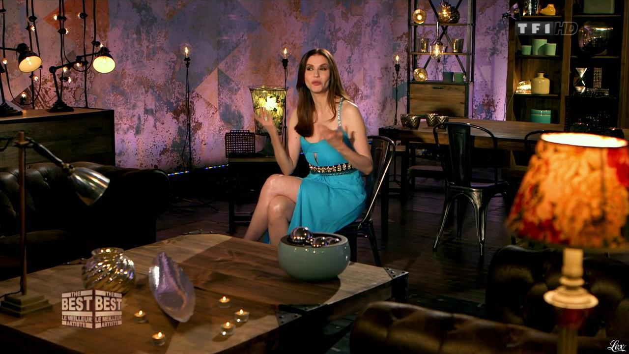 Alessandra Martines dans The Best. Diffusé à la télévision le 23/08/13.
