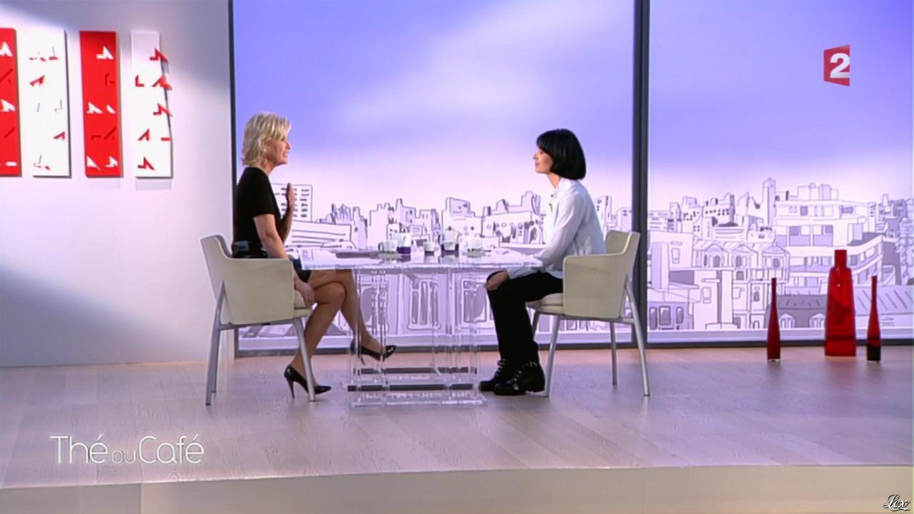 Catherine Ceylac dans The Ou Cafe. Diffusé à la télévision le 16/02/14.