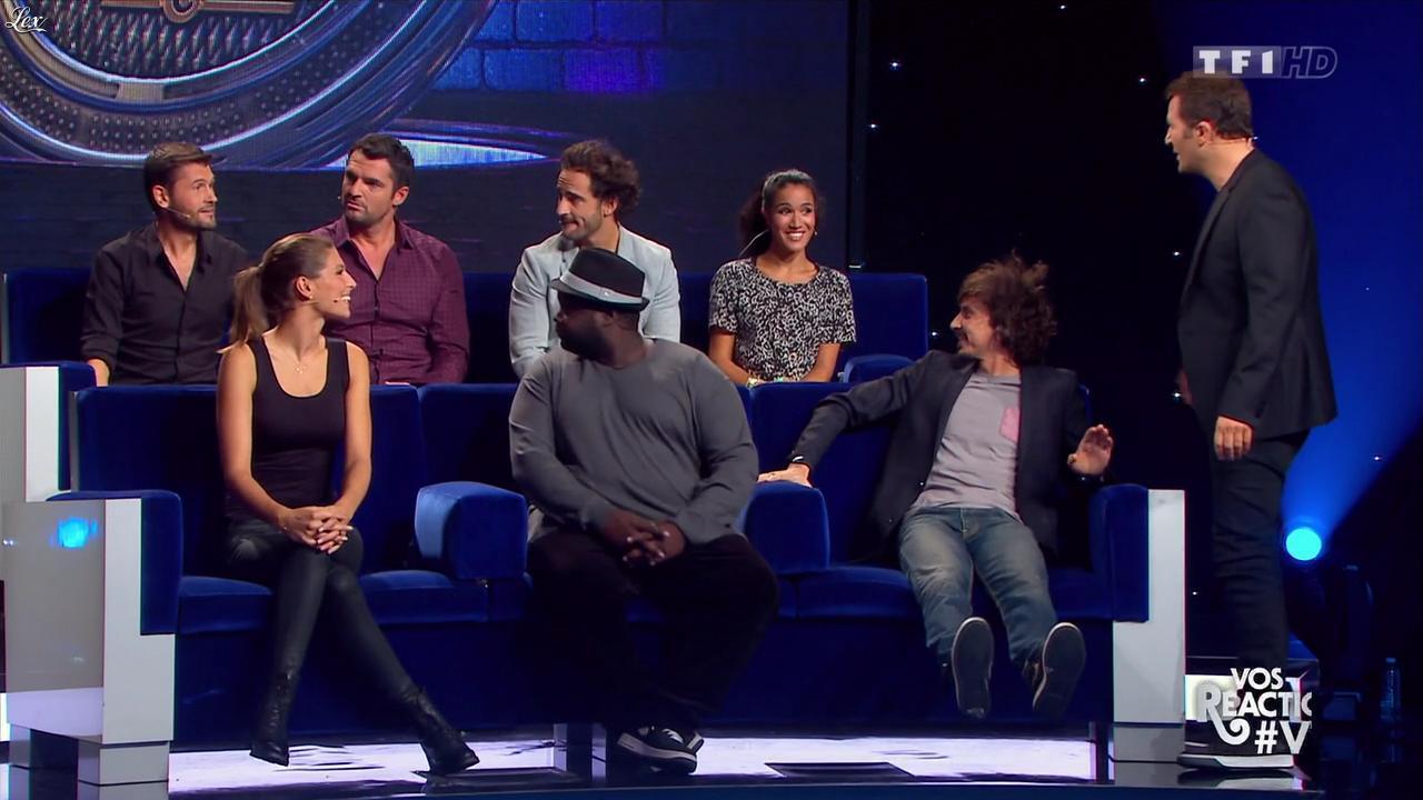 Laury Thilleman dans Vendredi, Tout Est Permis. Diffusé à la télévision le 27/12/13.