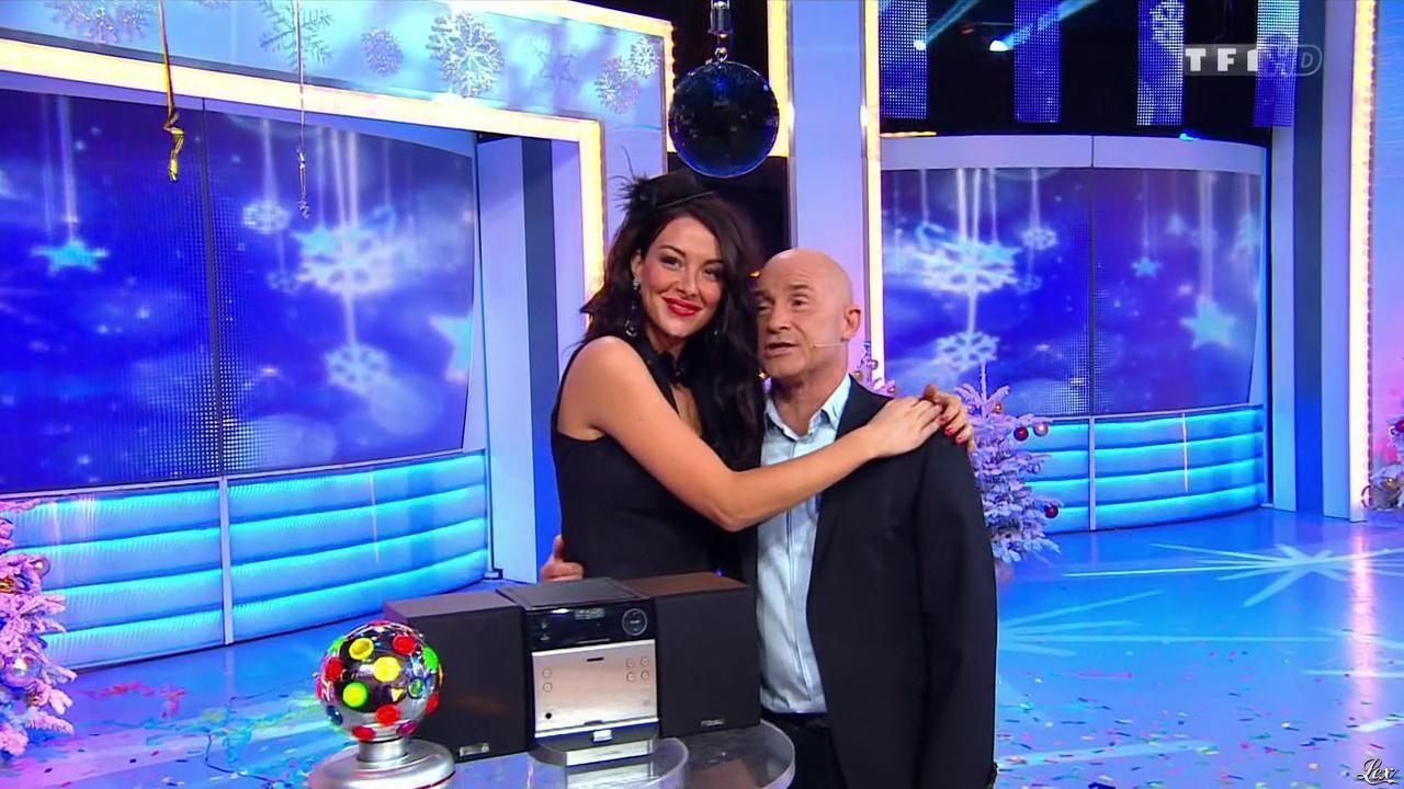 Fanny Veyrac dans le Juste Prix. Diffusé à la télévision le 30/12/13.