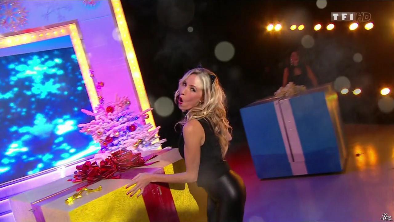 Nadia Aydanne dans le Juste Prix. Diffusé à la télévision le 30/12/13.