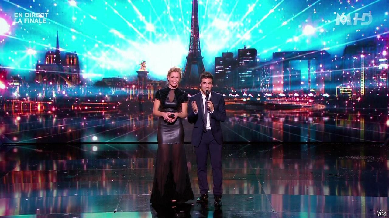 Sandrine Corman dans la France a un Incroyable Talent. Diffusé à la télévision le 26/12/12.
