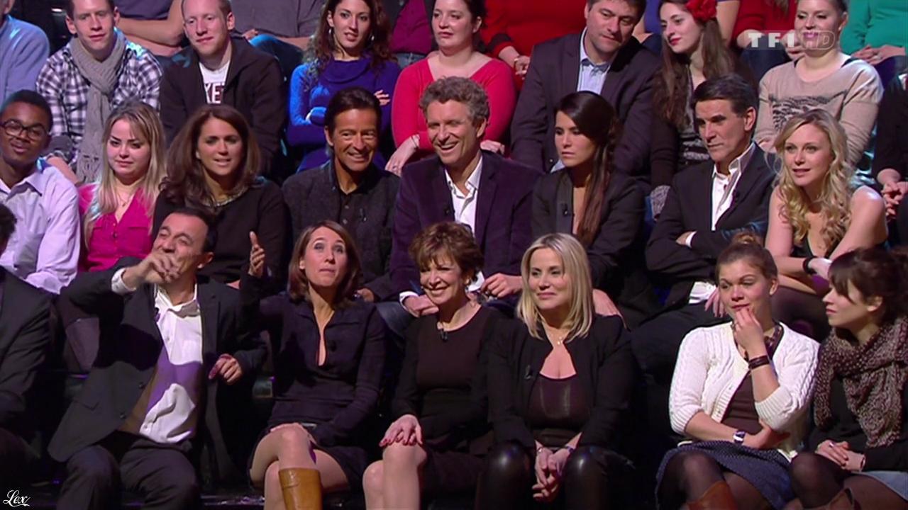 Sophie Favier dans le Grand Concours. Diffusé à la télévision le 08/03/13.