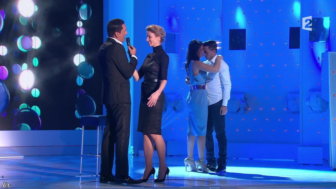 Alexandra Lamy dans Vivement Dimanche. Diffusé à la télévision le 15/02/15.