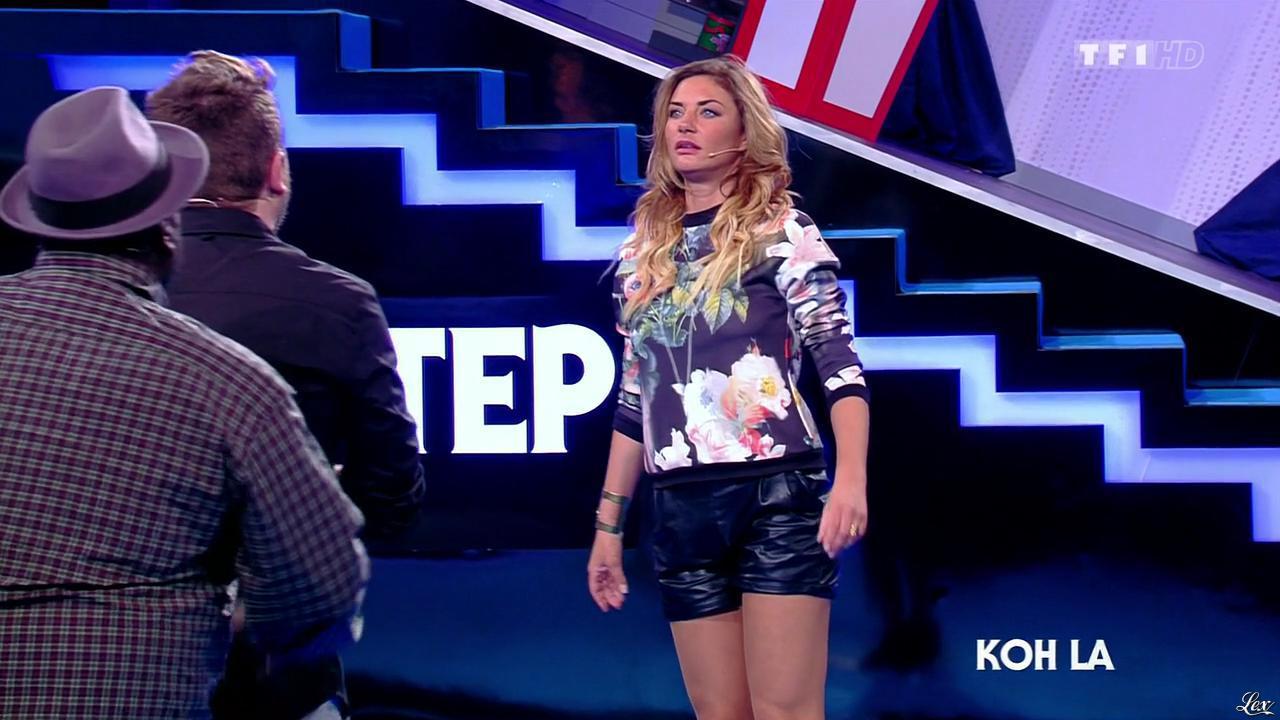 Ariane Brodier dans Vendredi, Tout Est Permis. Diffusé à la télévision le 06/02/15.