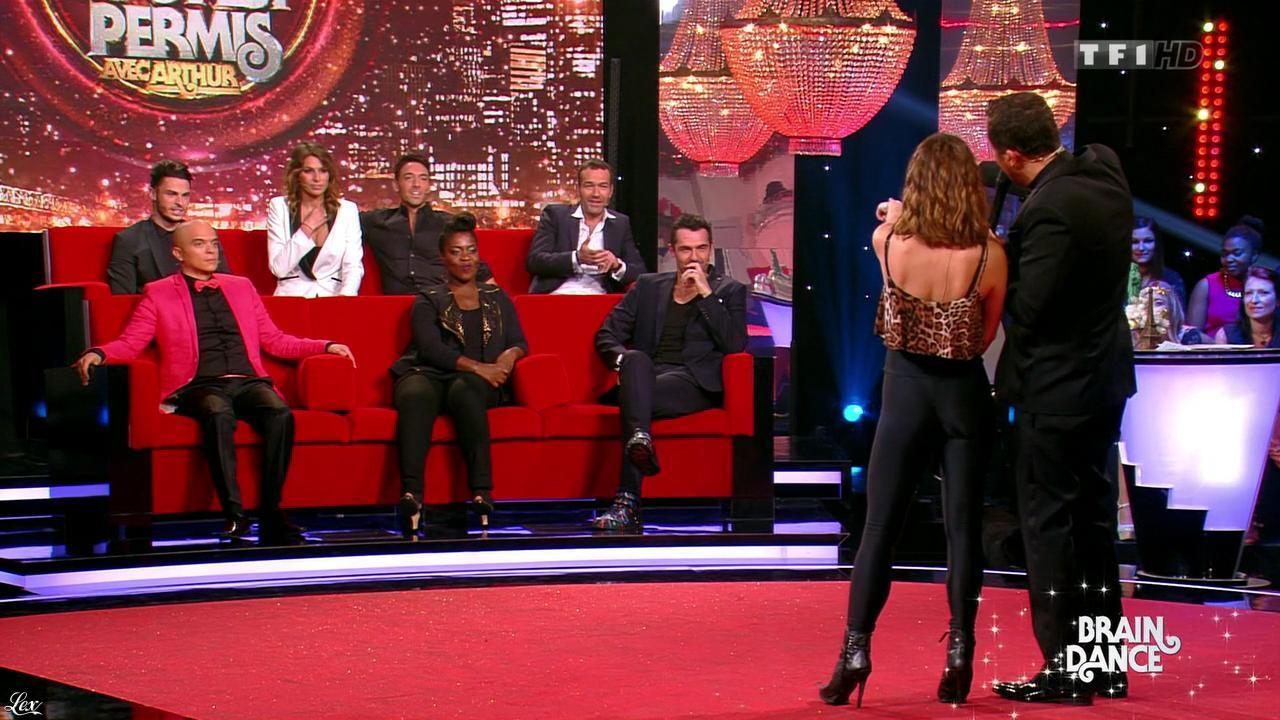 Denitsa Ikonomova dans le 31 Tout est Permis. Diffusé à la télévision le 31/12/14.
