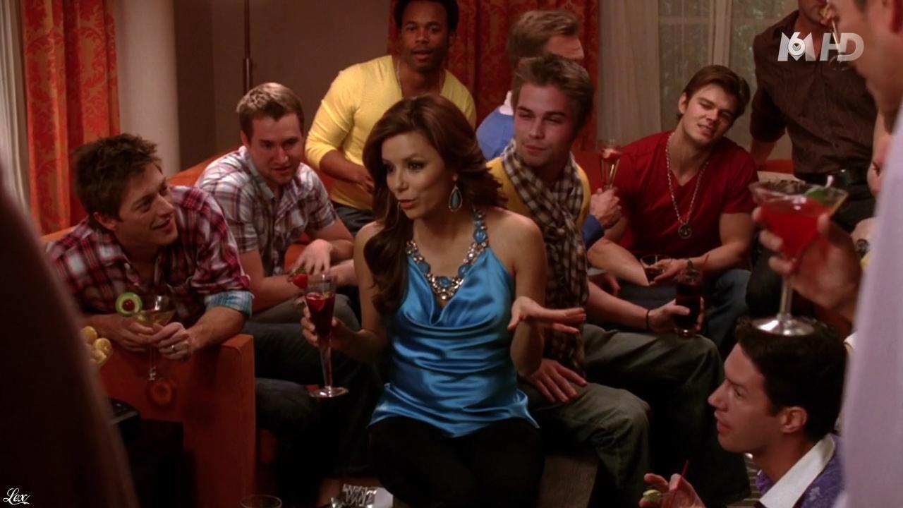 Eva Longoria dans Desperate Housewives. Diffusé à la télévision le 15/01/15.