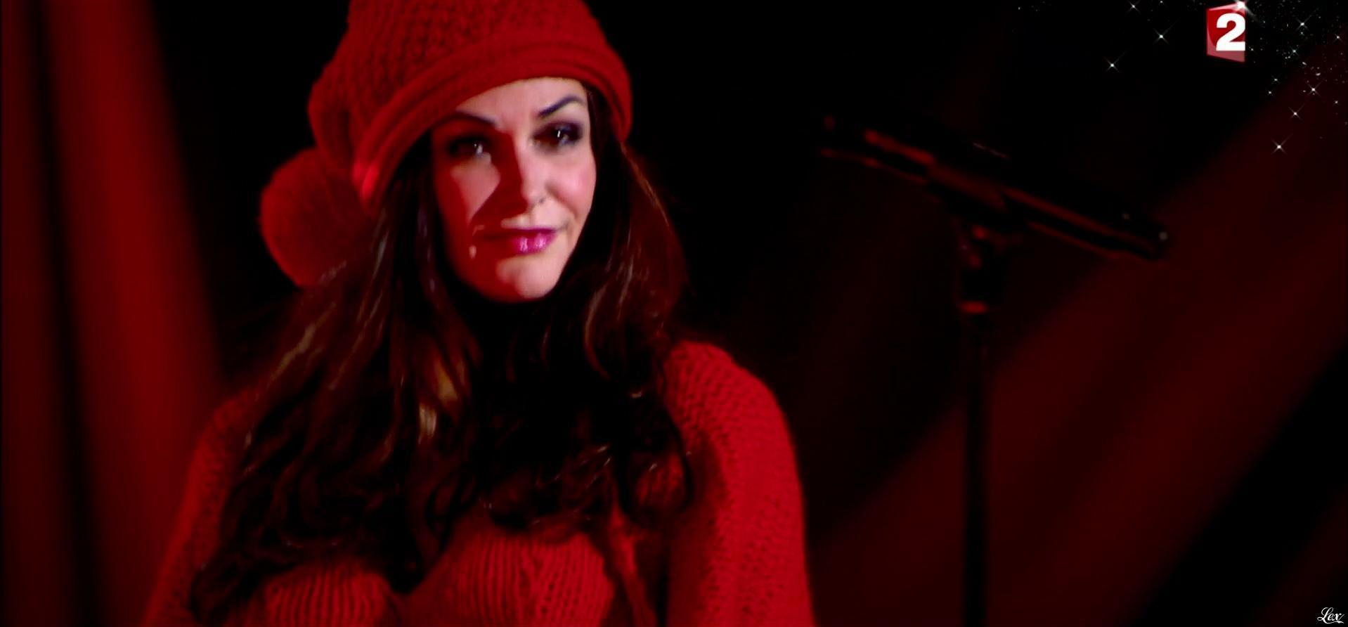 Héléna Noguerra dans le Soldat Rose 2. Diffusé à la télévision le 26/12/14.