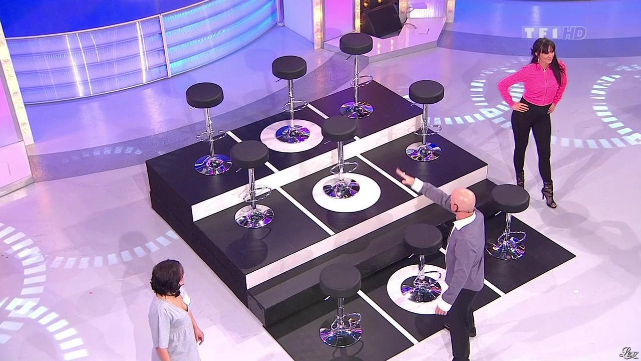 Fanny Veyrac dans le Juste Prix. Diffusé à la télévision le 10/02/10.