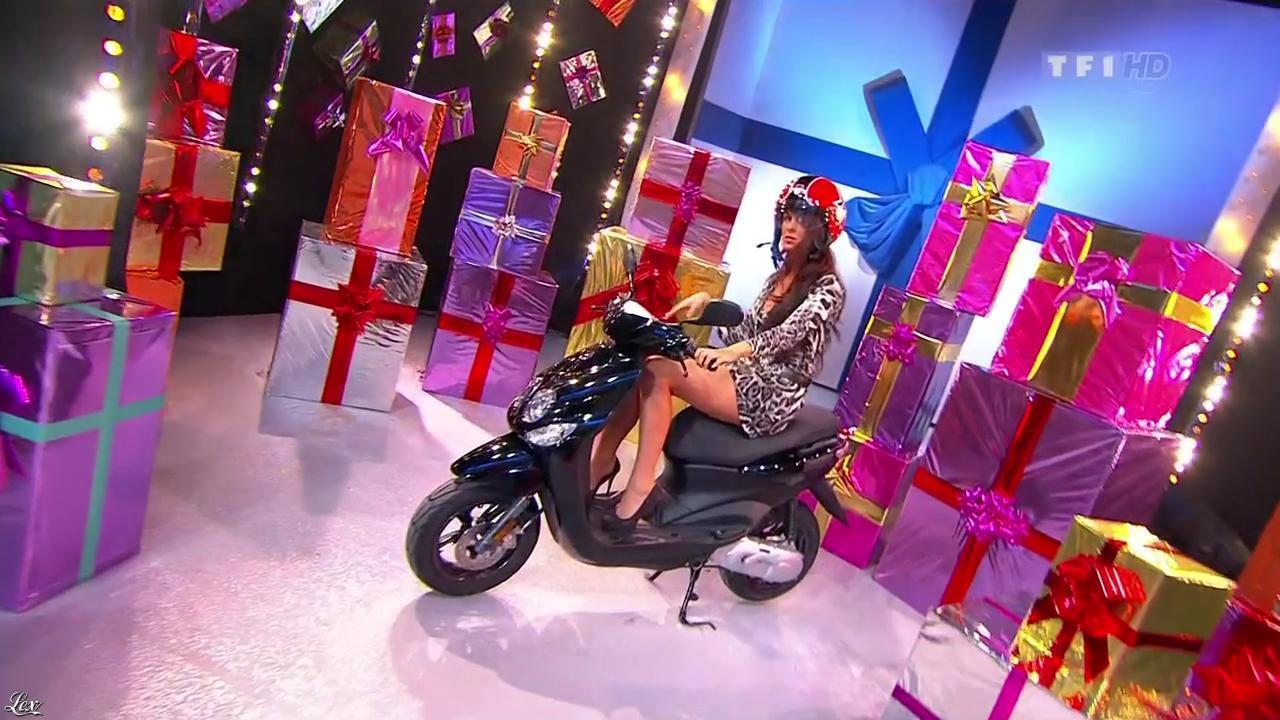 Fanny Veyrac dans le Juste Prix. Diffusé à la télévision le 22/10/10.