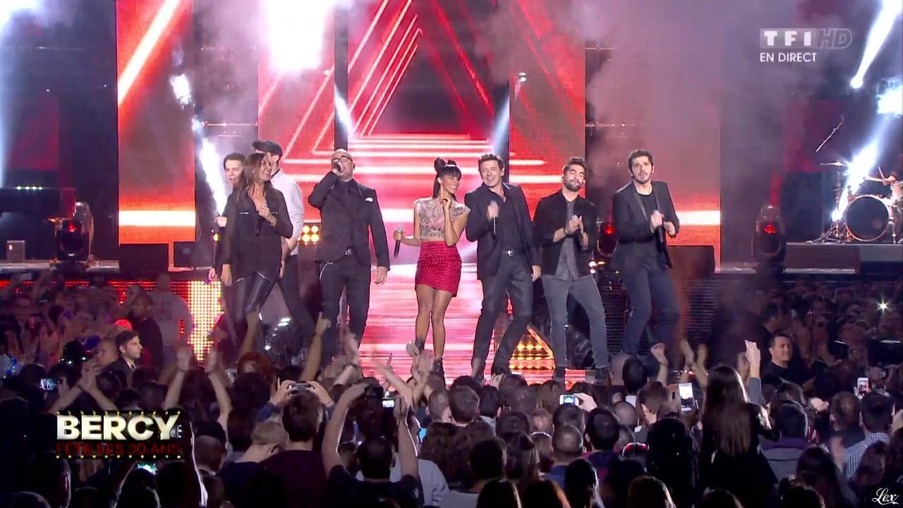 Shy m'dans Bercy Fête ses 30 Ans. Diffusé à la télévision le 04/12/15.