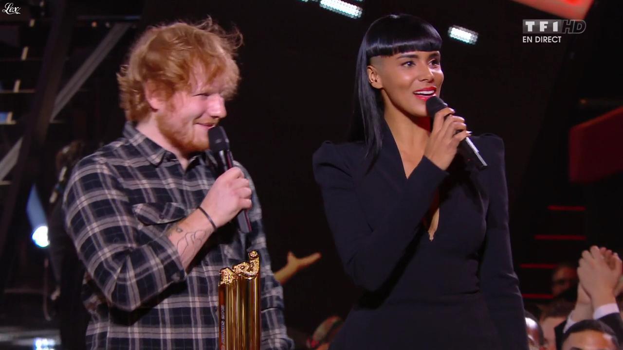 Shy m'dans NRJ Music Awards. Diffusé à la télévision le 07/11/15.