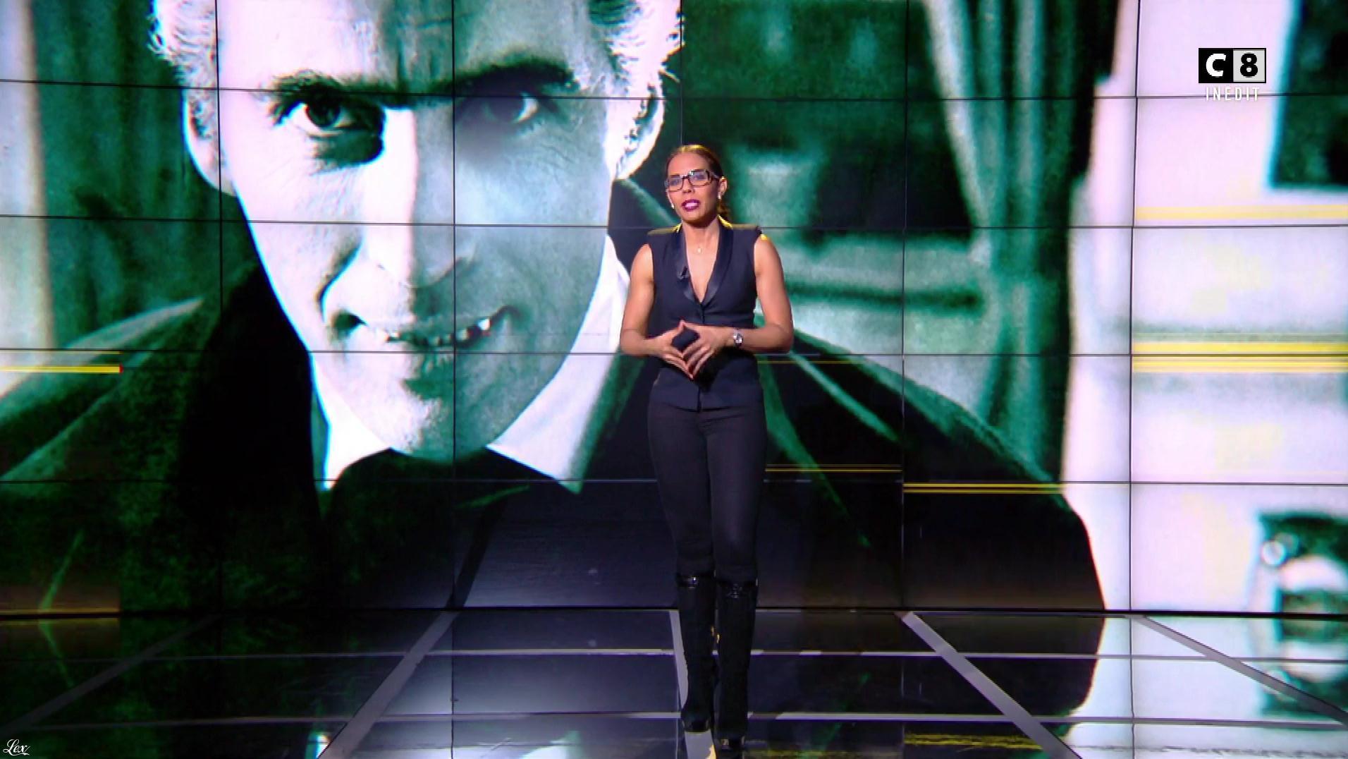 Audrey Pulvar dans Popup. Diffusé à la télévision le 26/03/17.