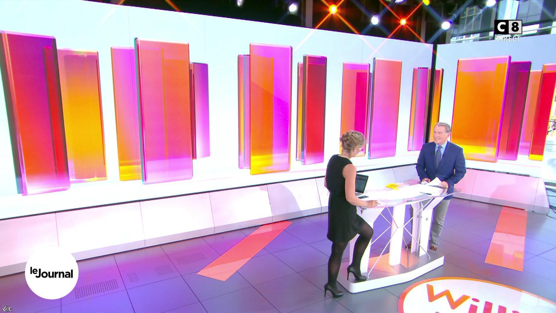Caroline Delage dans William à Midi. Diffusé à la télévision le 05/10/17.