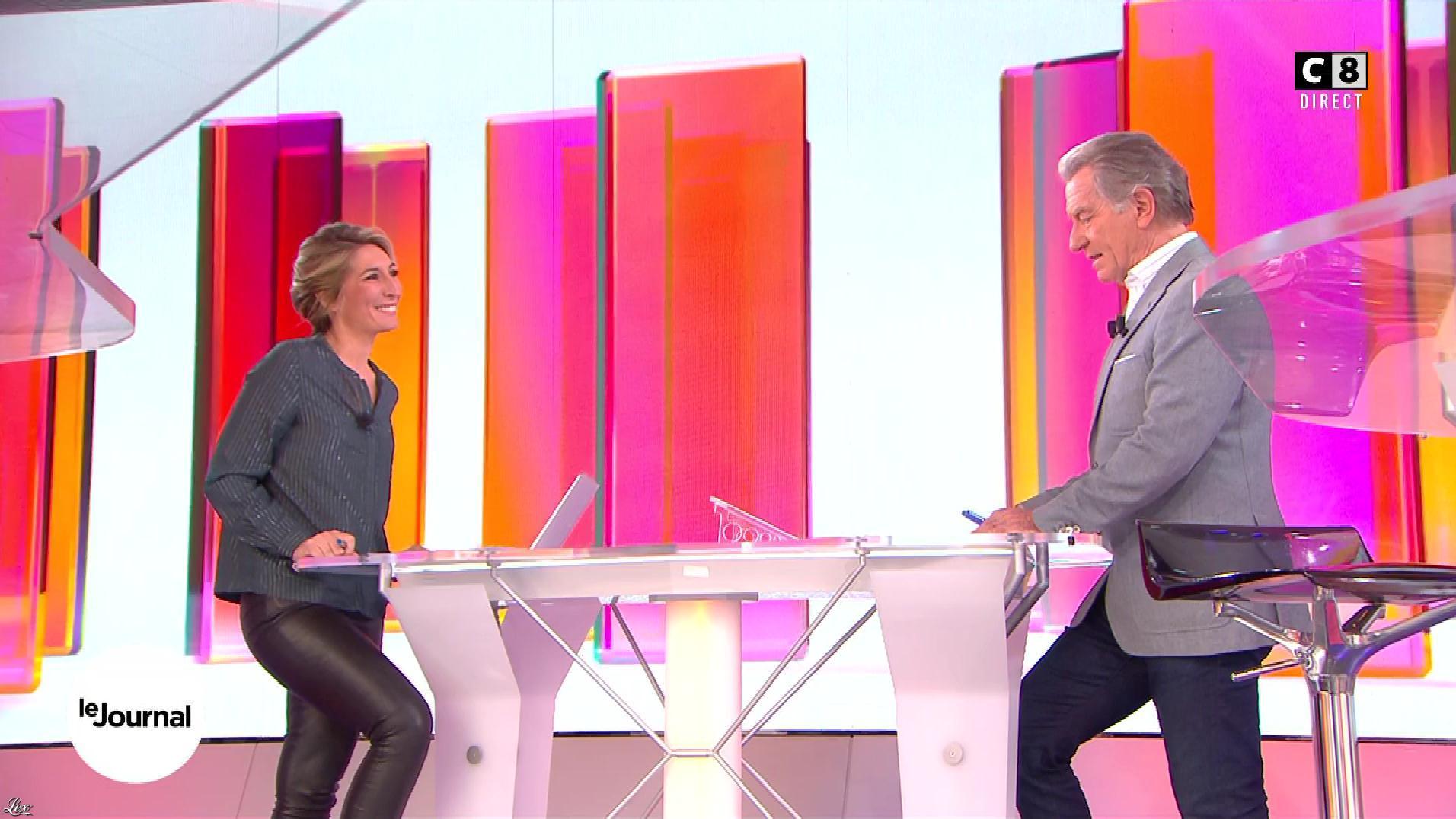 Caroline Delage dans William à Midi. Diffusé à la télévision le 08/11/17.