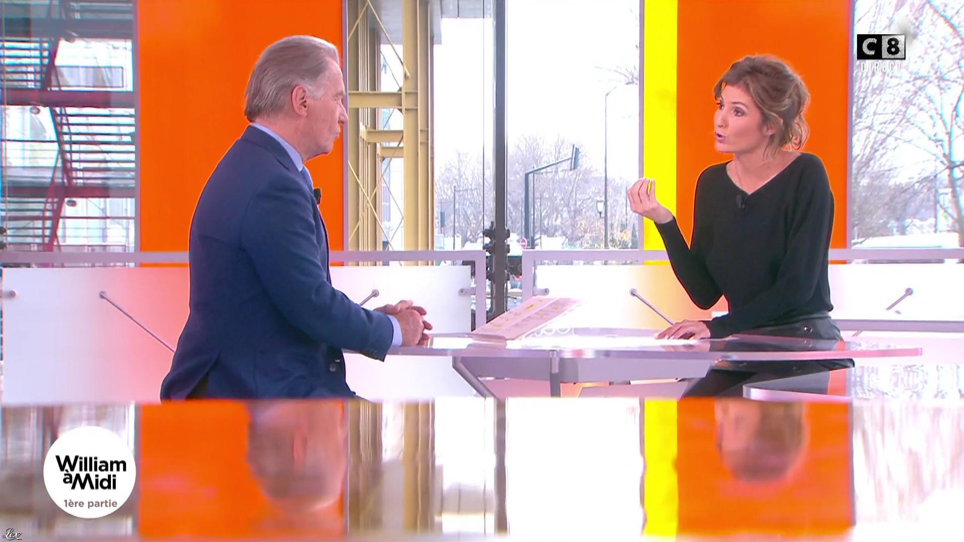 Caroline Ithurbide dans William à Midi. Diffusé à la télévision le 05/12/17.