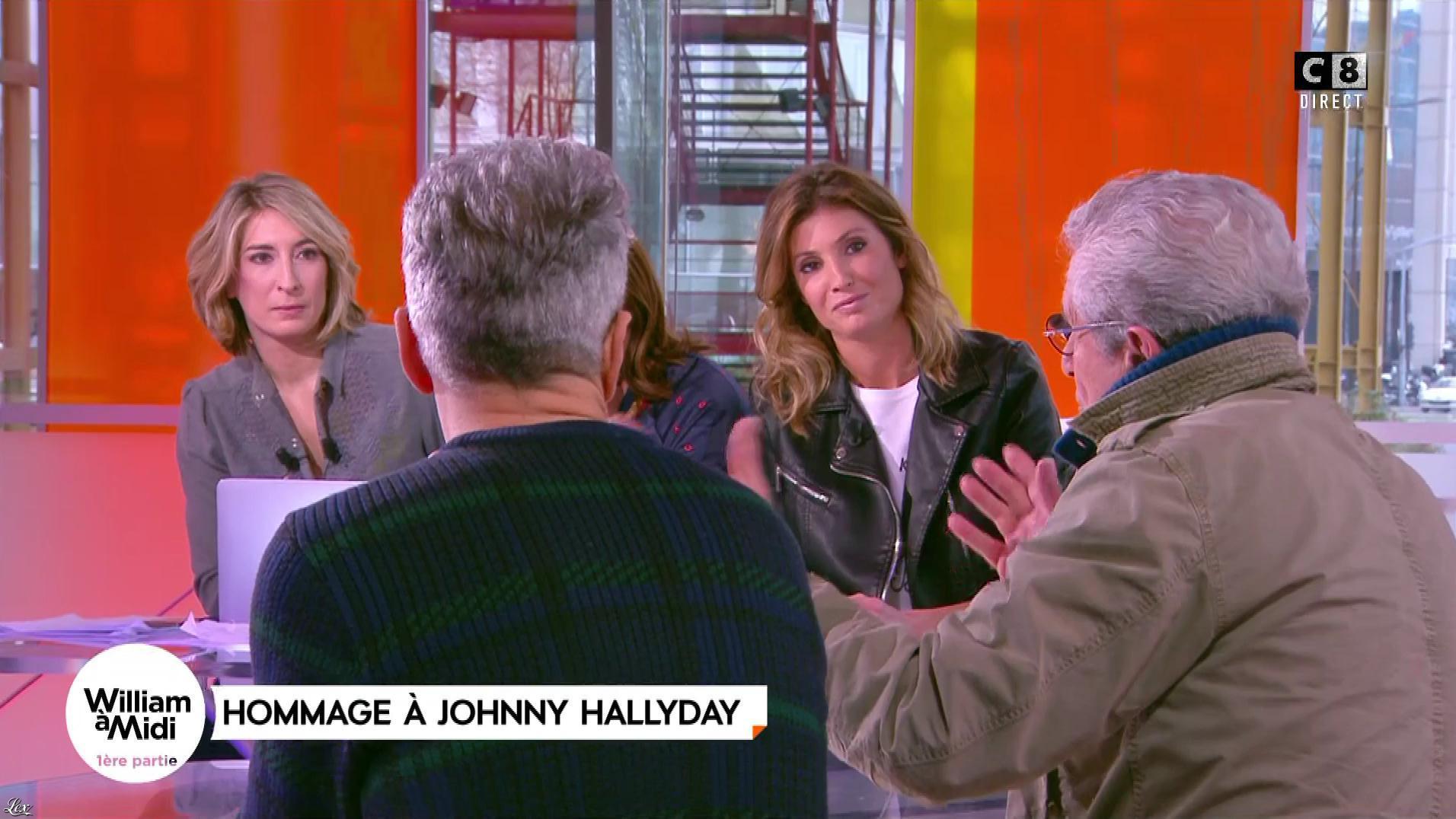 Caroline Ithurbide dans William à Midi. Diffusé à la télévision le 06/12/17.