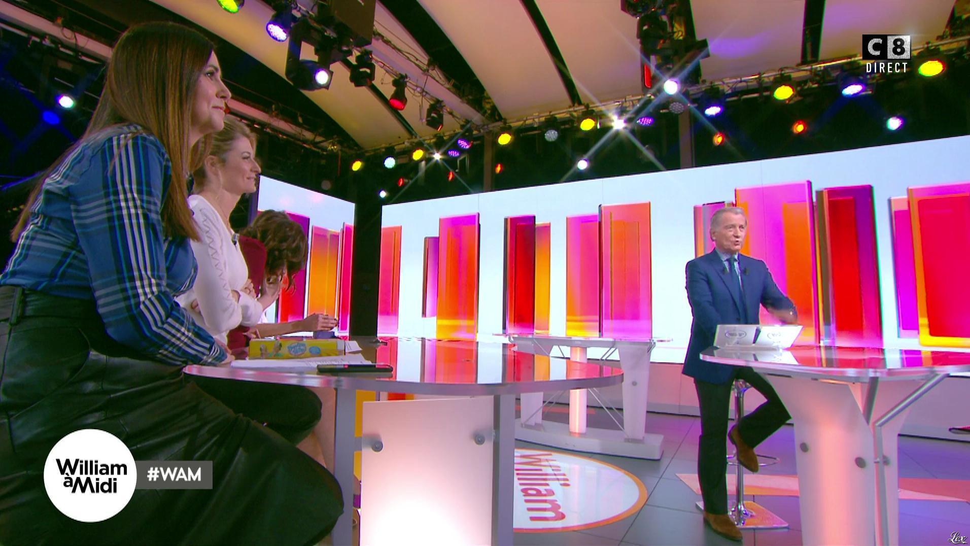 Caroline Munoz dans William à Midi. Diffusé à la télévision le 19/12/17.