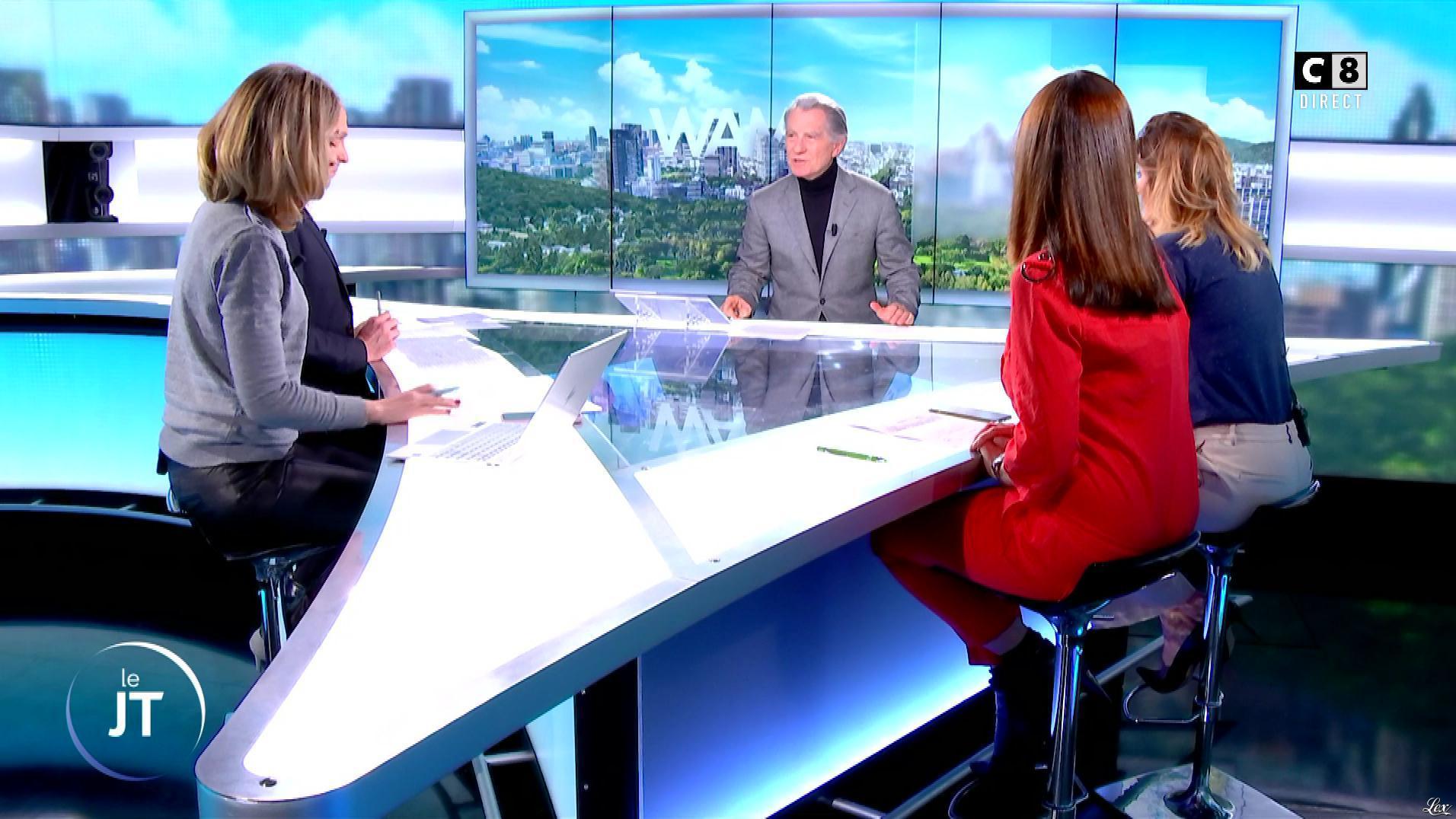 Caroline Delage dans William à Midi. Diffusé à la télévision le 05/02/19.