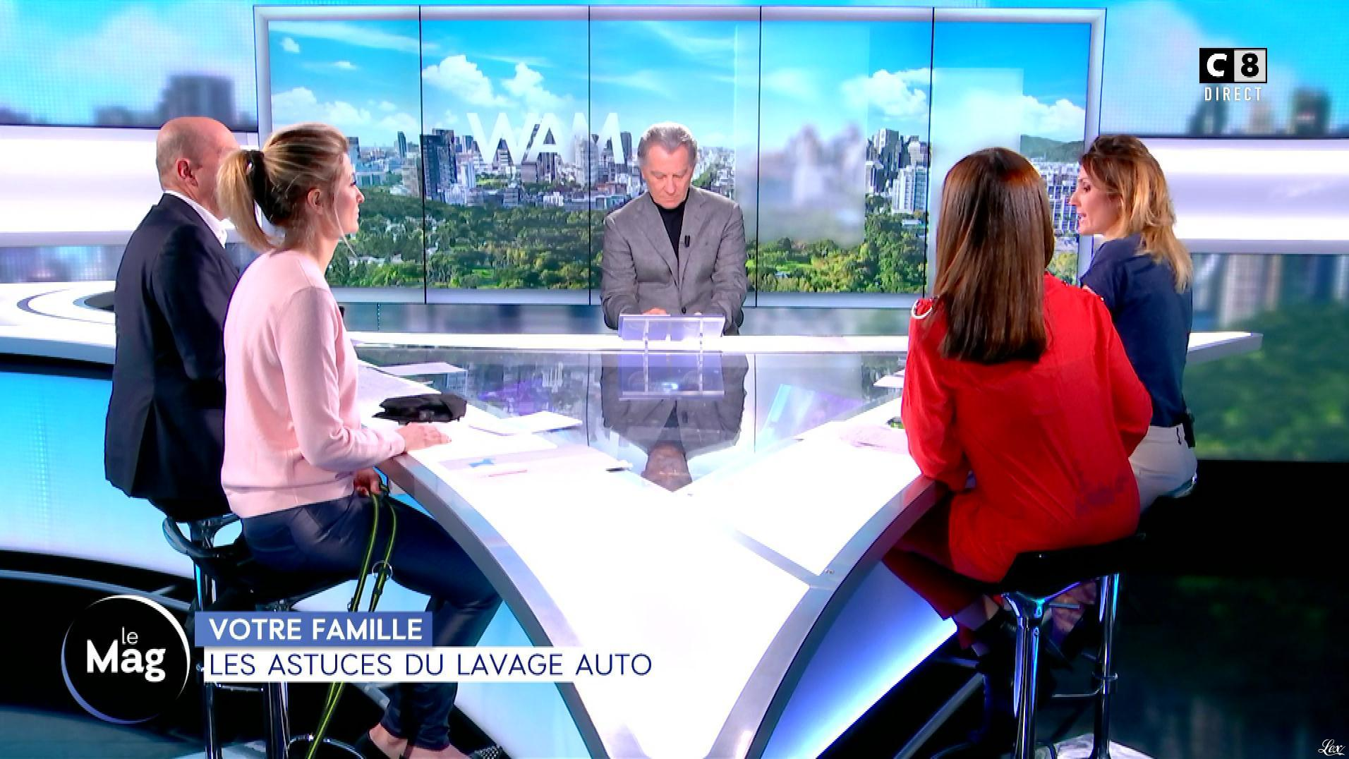Sandrine Arcizet dans William à Midi. Diffusé à la télévision le 05/02/19.