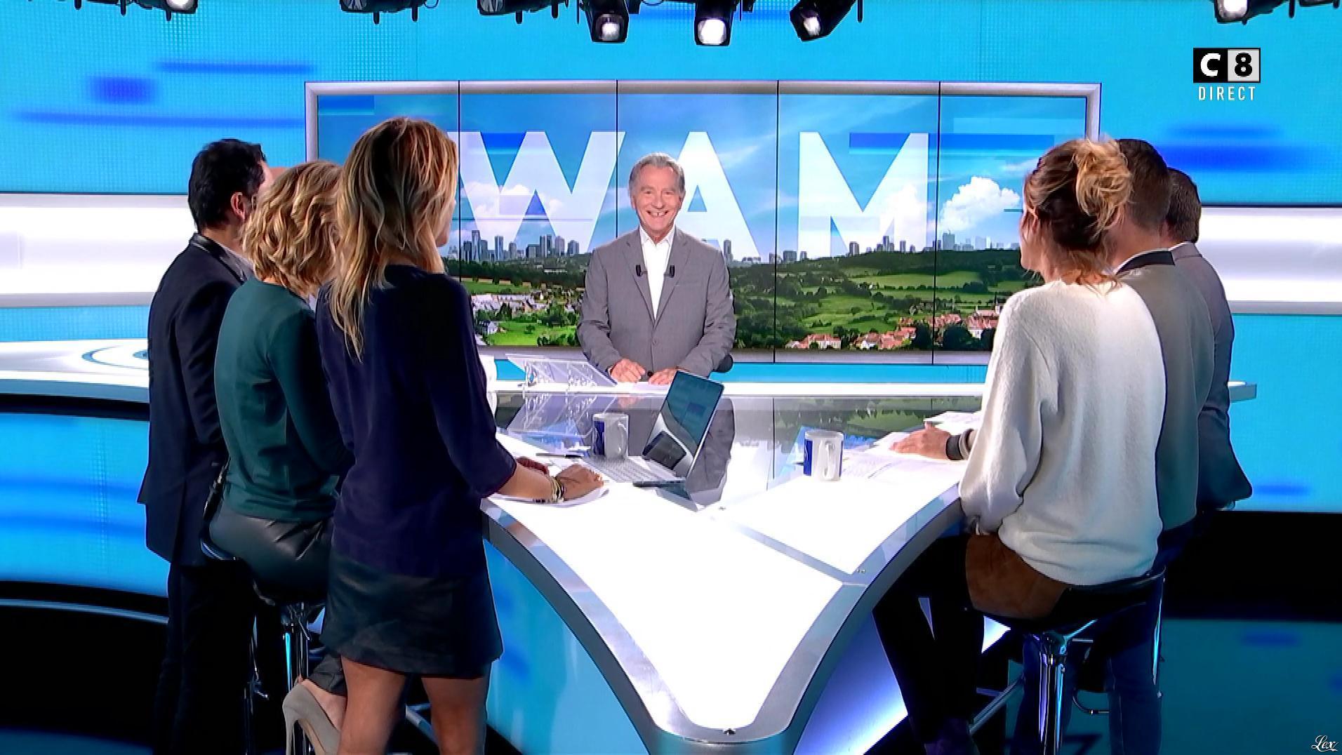 Caroline Delage et Rachel Bourlier dans William à Midi. Diffusé à la télévision le 18/09/19.