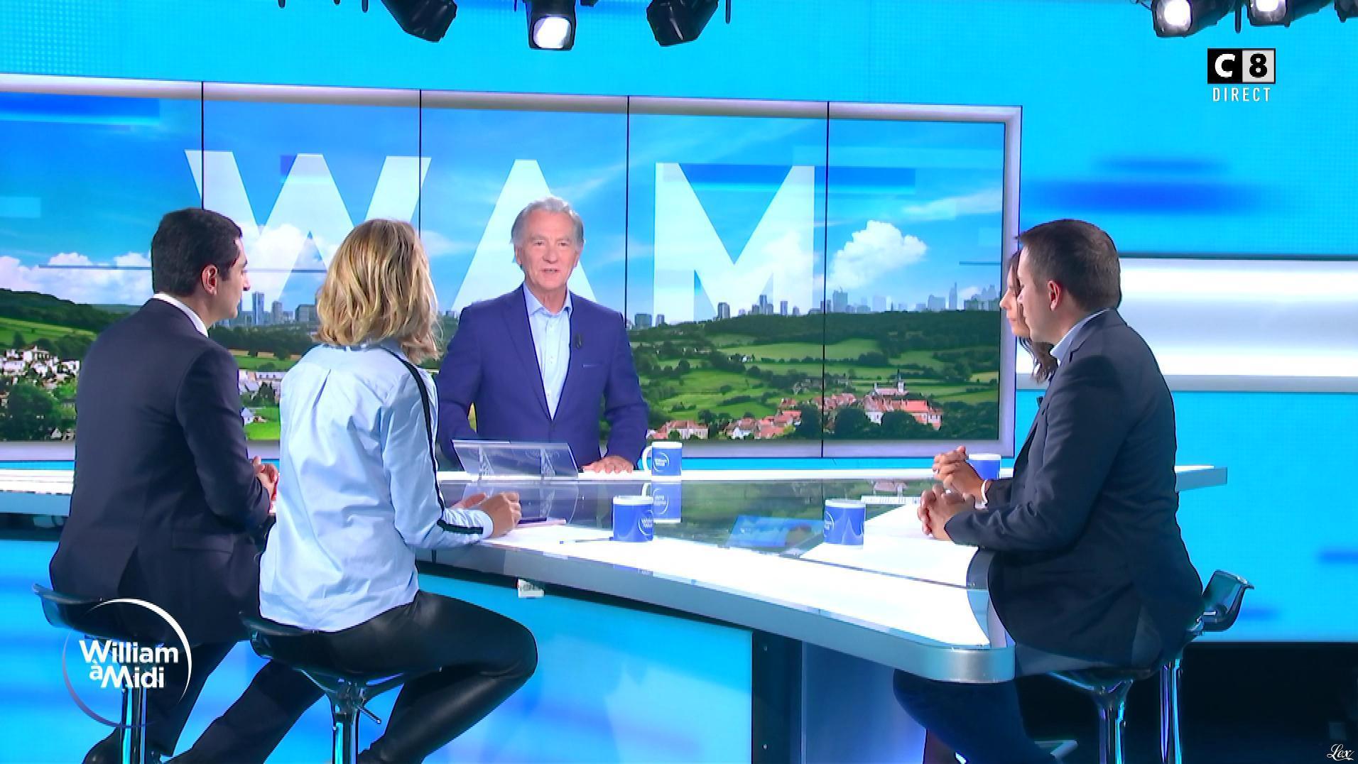 Caroline Delage dans William à Midi. Diffusé à la télévision le 05/09/19.
