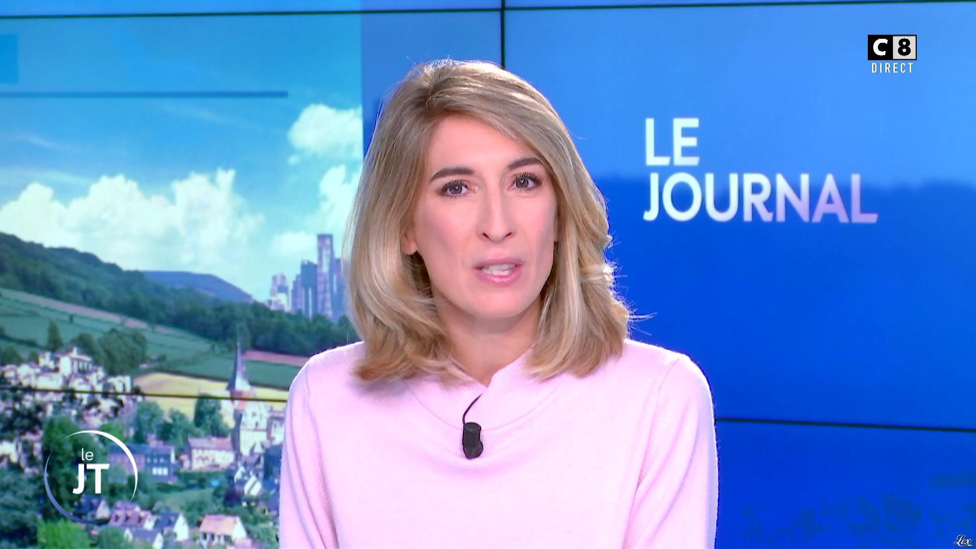 Caroline Delage dans William à Midi. Diffusé à la télévision le 08/10/19.