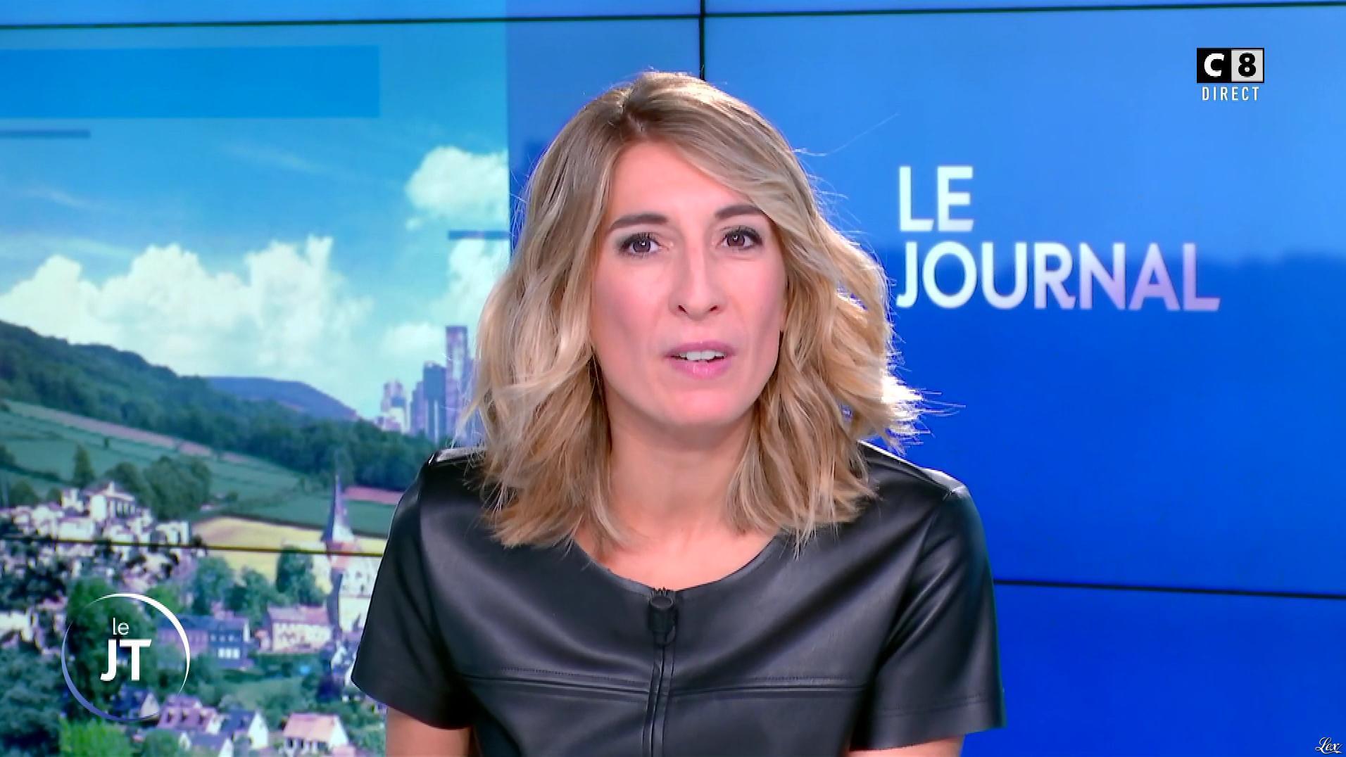 Caroline Delage dans William à Midi. Diffusé à la télévision le 11/10/19.