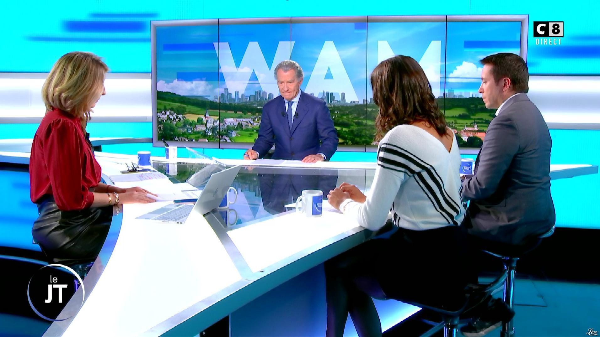 Caroline Delage dans William à Midi. Diffusé à la télévision le 12/11/19.