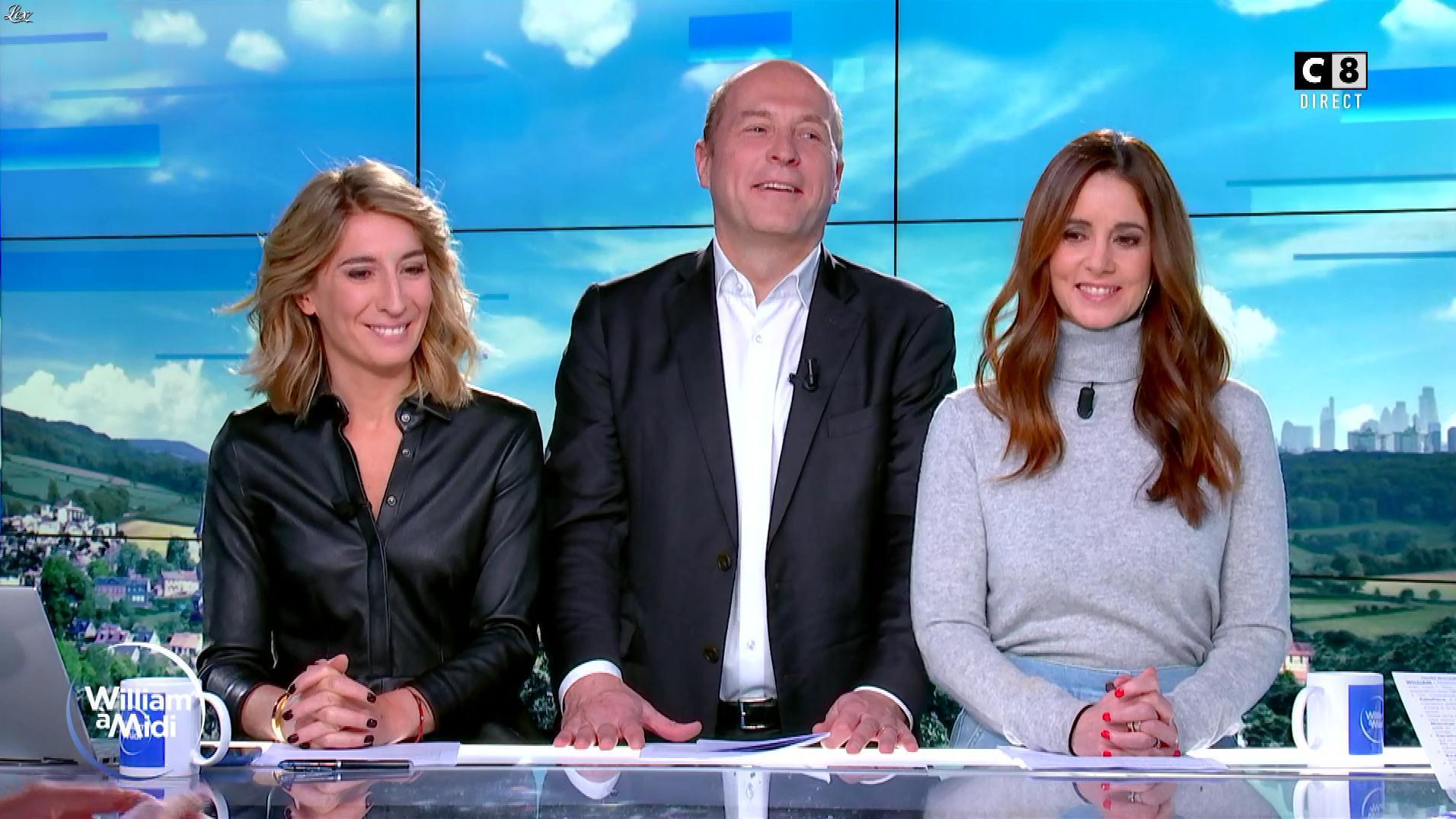 Caroline Delage dans William à Midi. Diffusé à la télévision le 16/01/20.