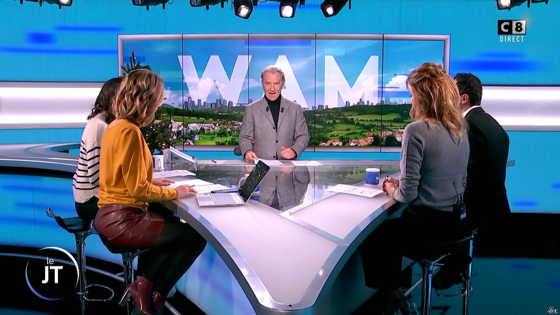 Caroline Delage dans William à Midi. Diffusé à la télévision le 16/12/19.
