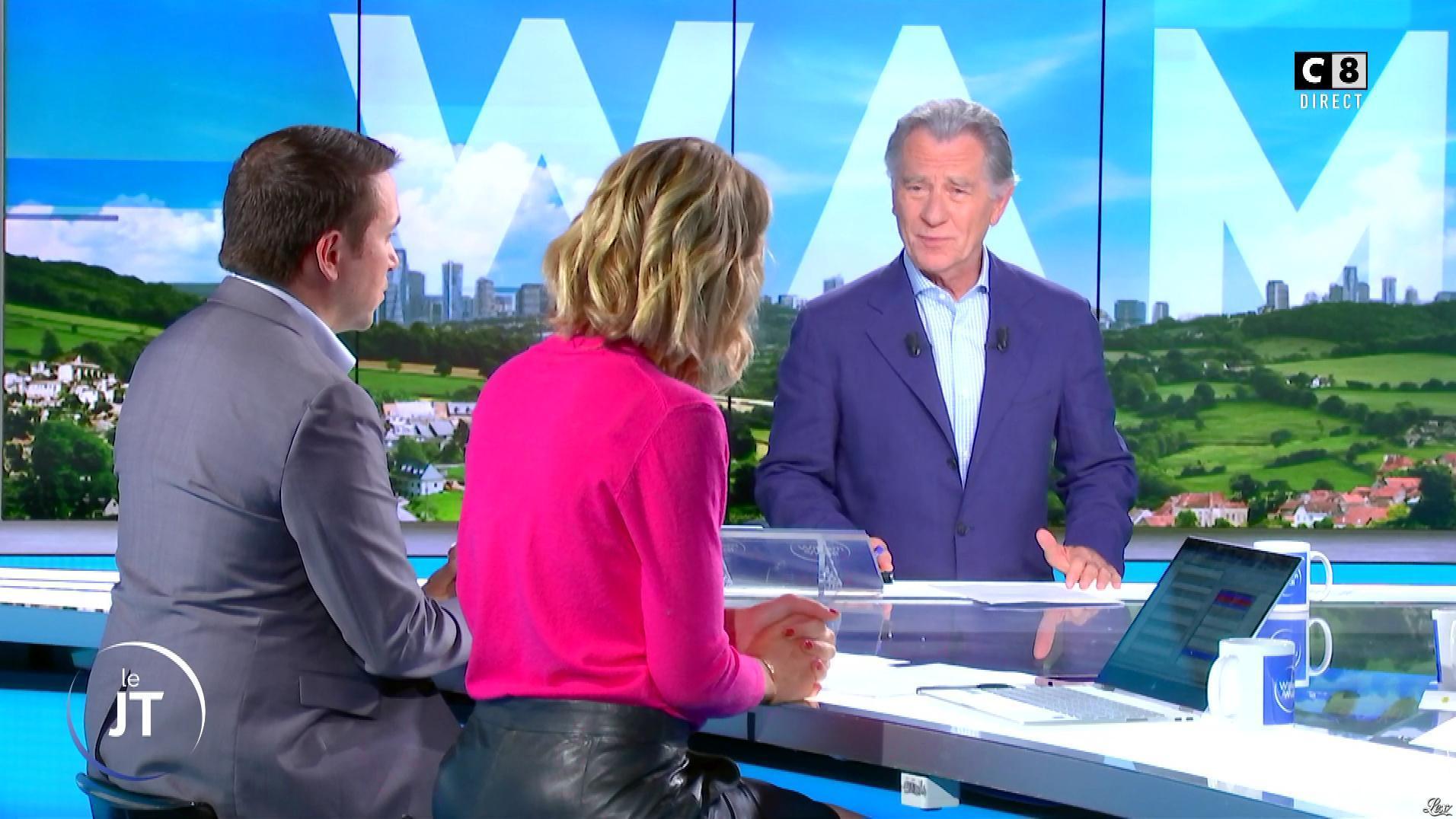 Caroline Delage dans William à Midi. Diffusé à la télévision le 25/09/19.