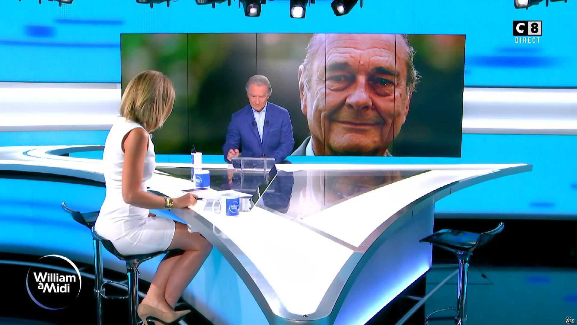 Caroline Delage dans William à Midi. Diffusé à la télévision le 26/09/19.