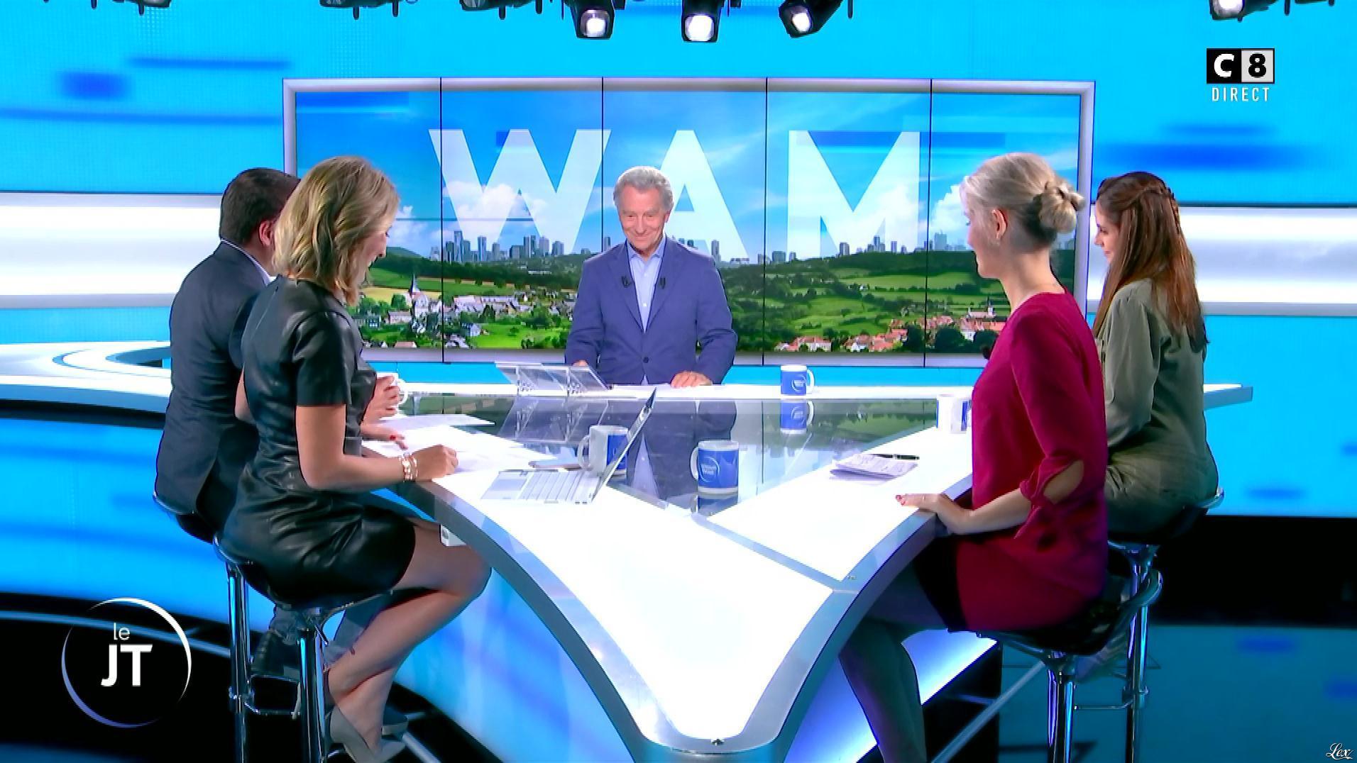 Caroline Delage dans William à Midi. Diffusé à la télévision le 27/09/19.