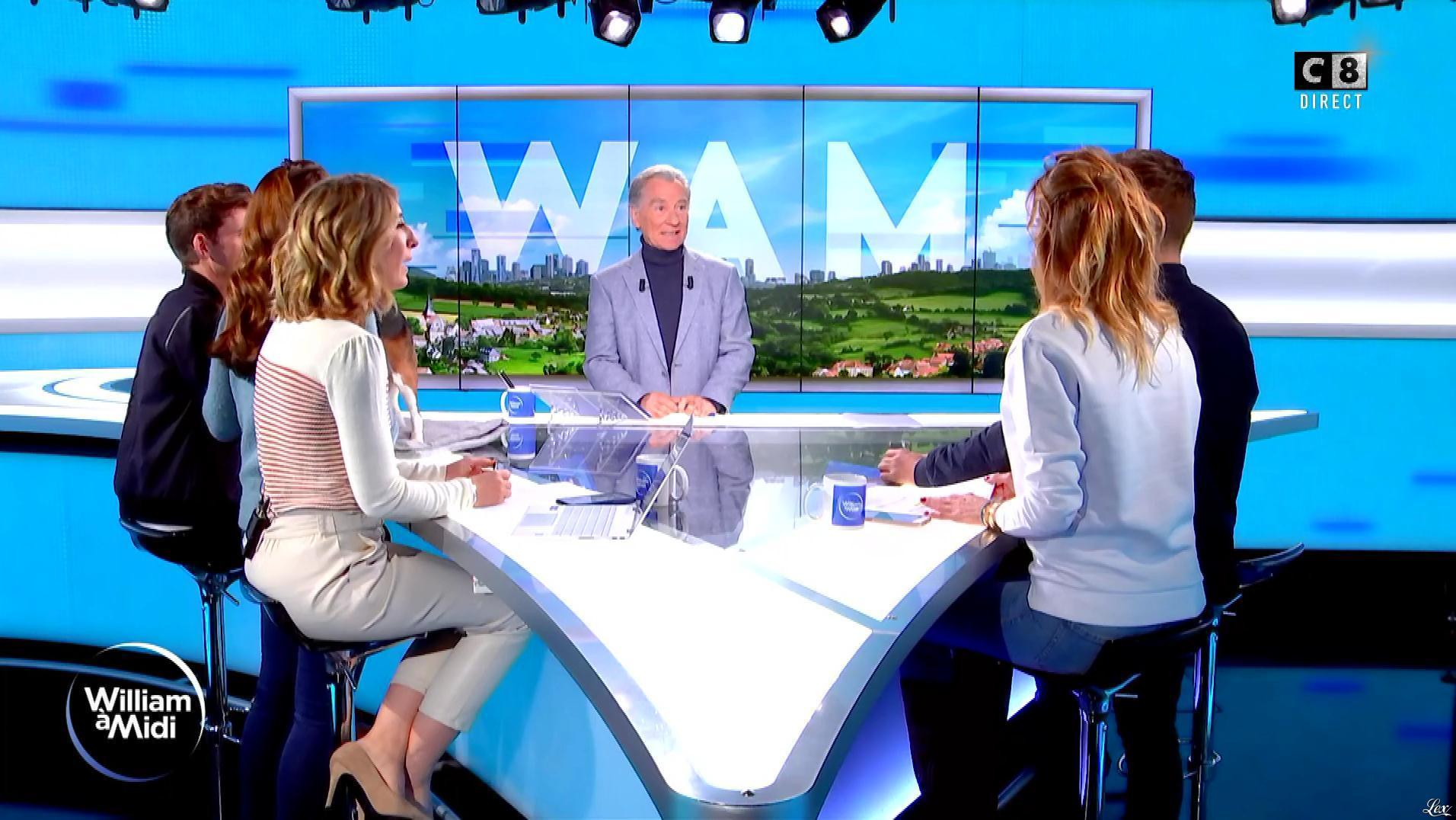 Caroline Delage dans William à Midi. Diffusé à la télévision le 29/11/19.