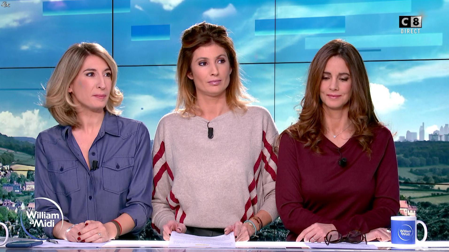 Caroline Ithurbide et Caroline Delage dans William à Midi. Diffusé à la télévision le 10/12/19.
